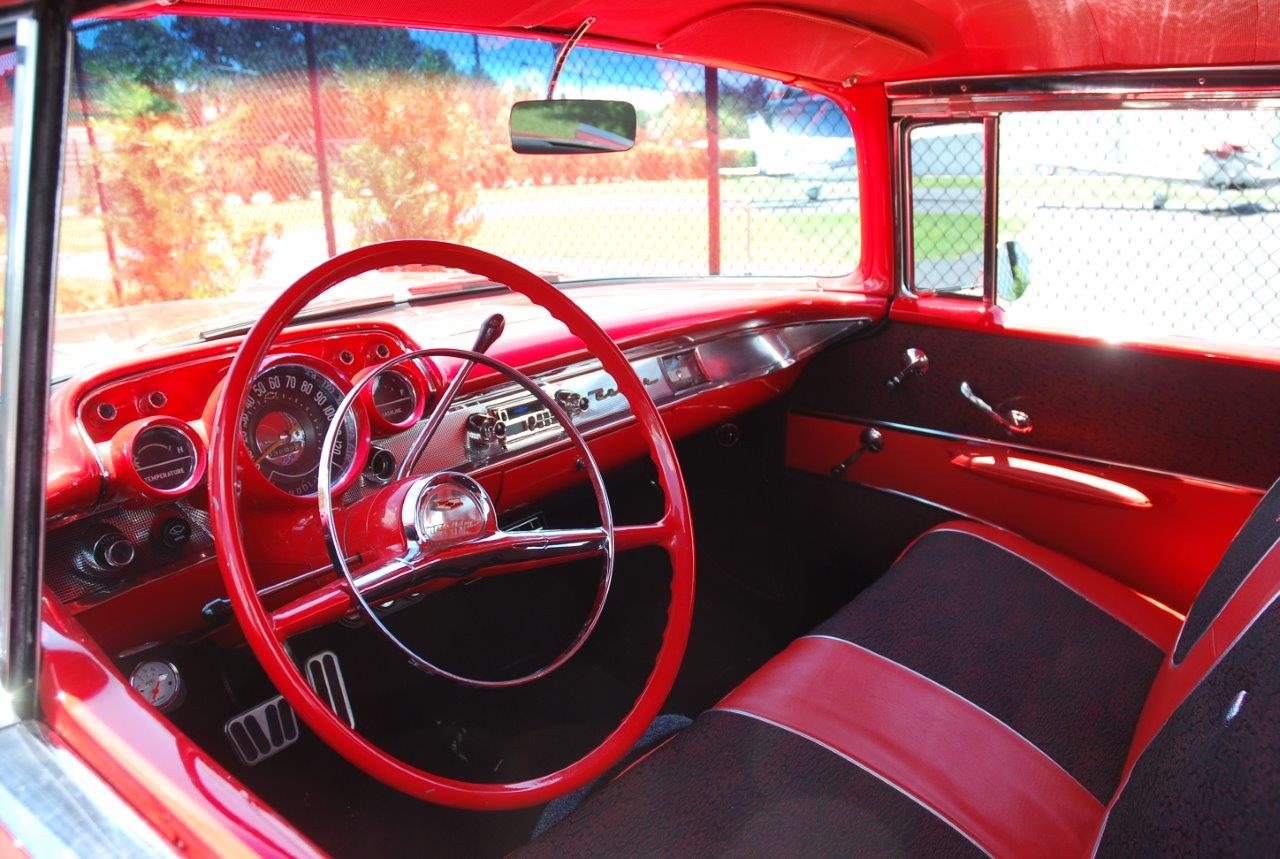 10th Image of a 1957 CHEVROLET BEL AIR