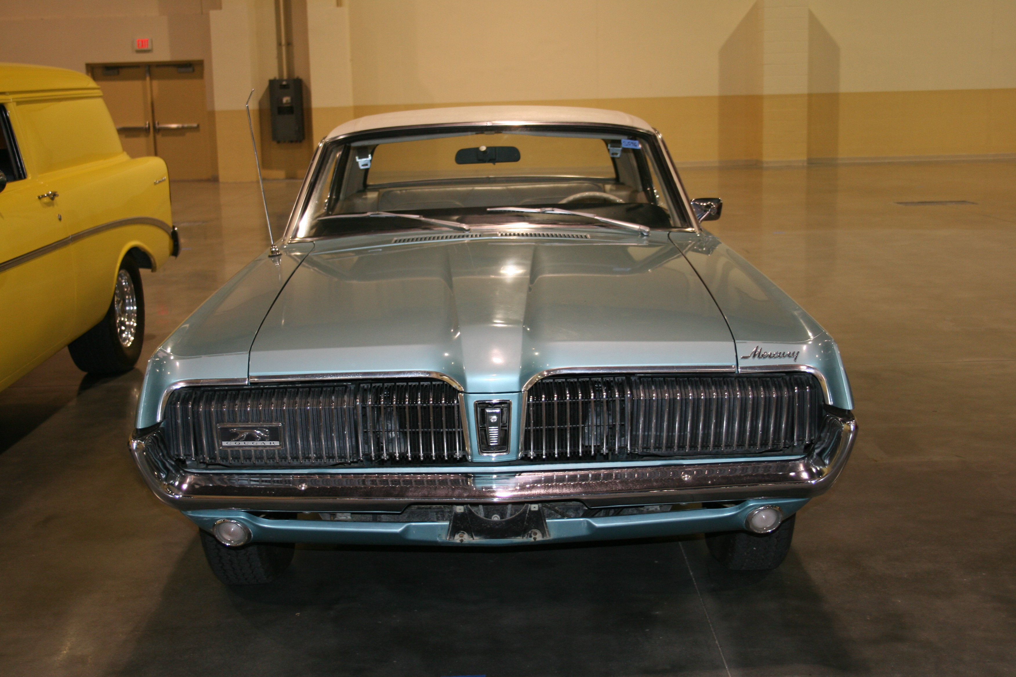 1st Image of a 1968 MERCURY COUGAR