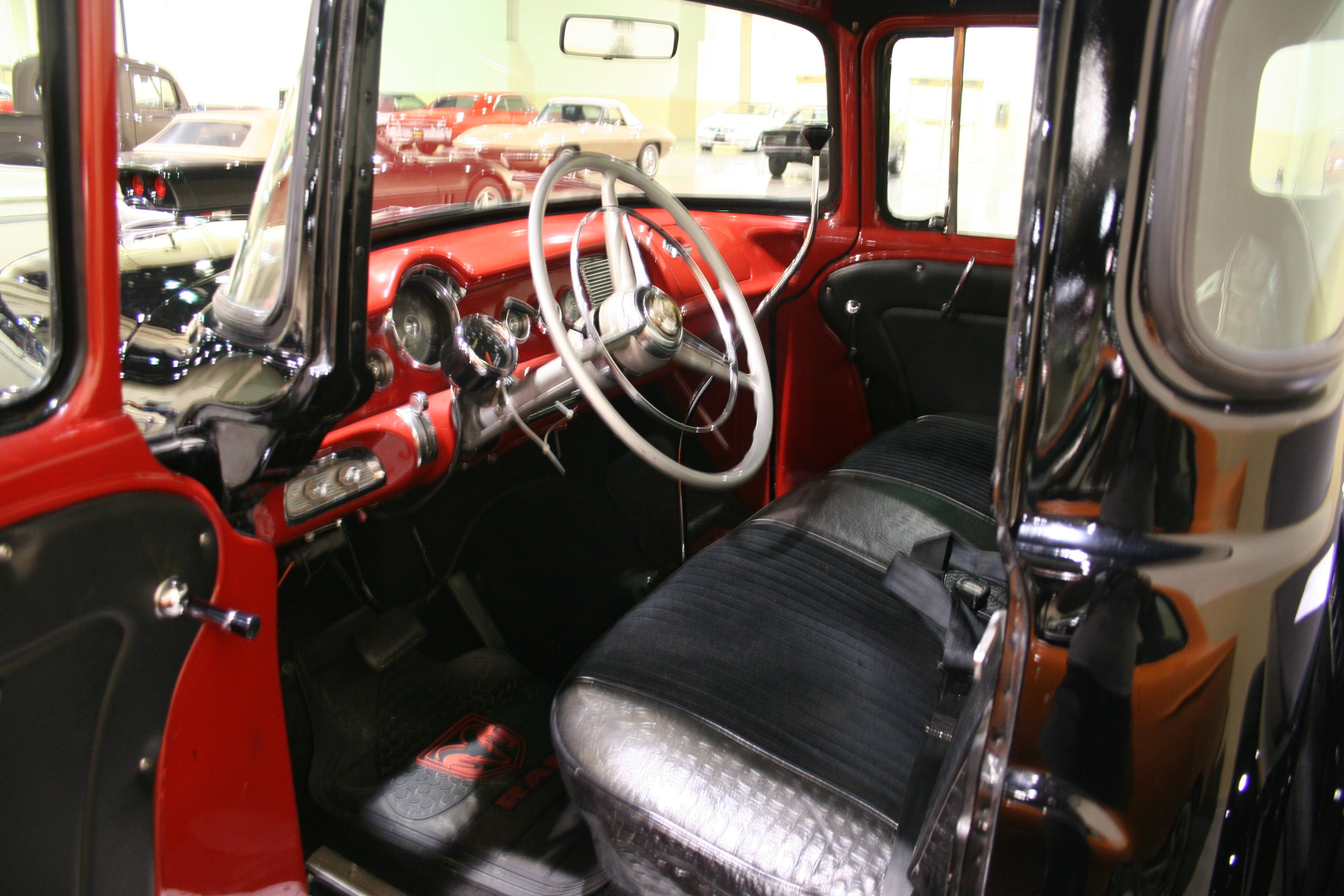 4th Image of a 1957 DODGE TRUCK