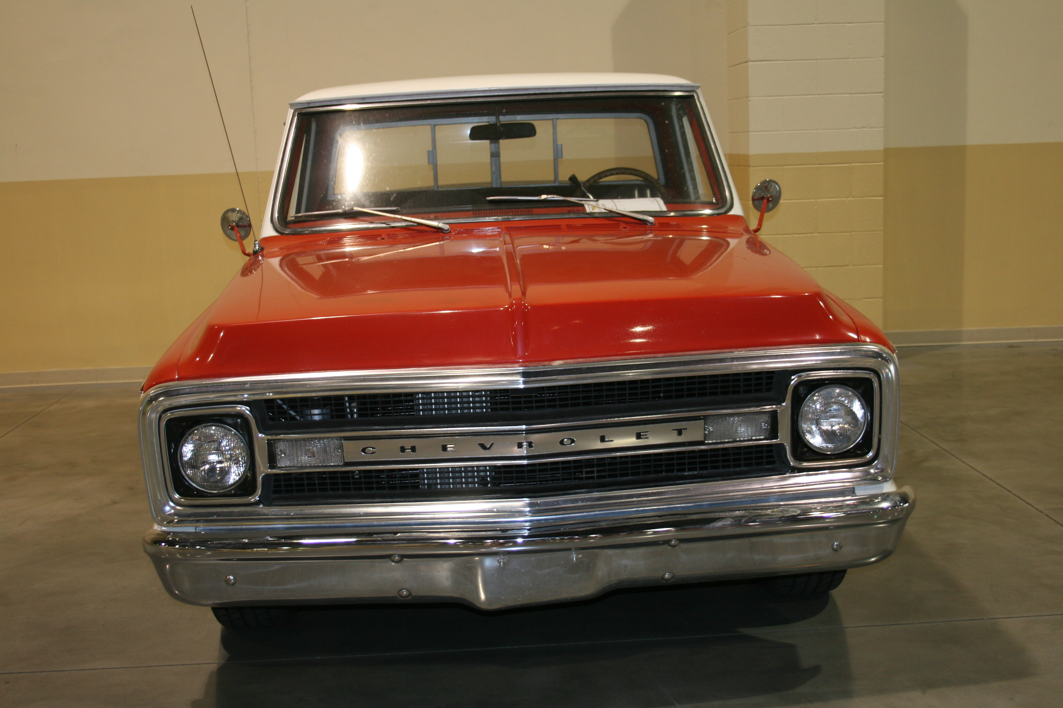1st Image of a 1969 CHEVROLET PICKUP