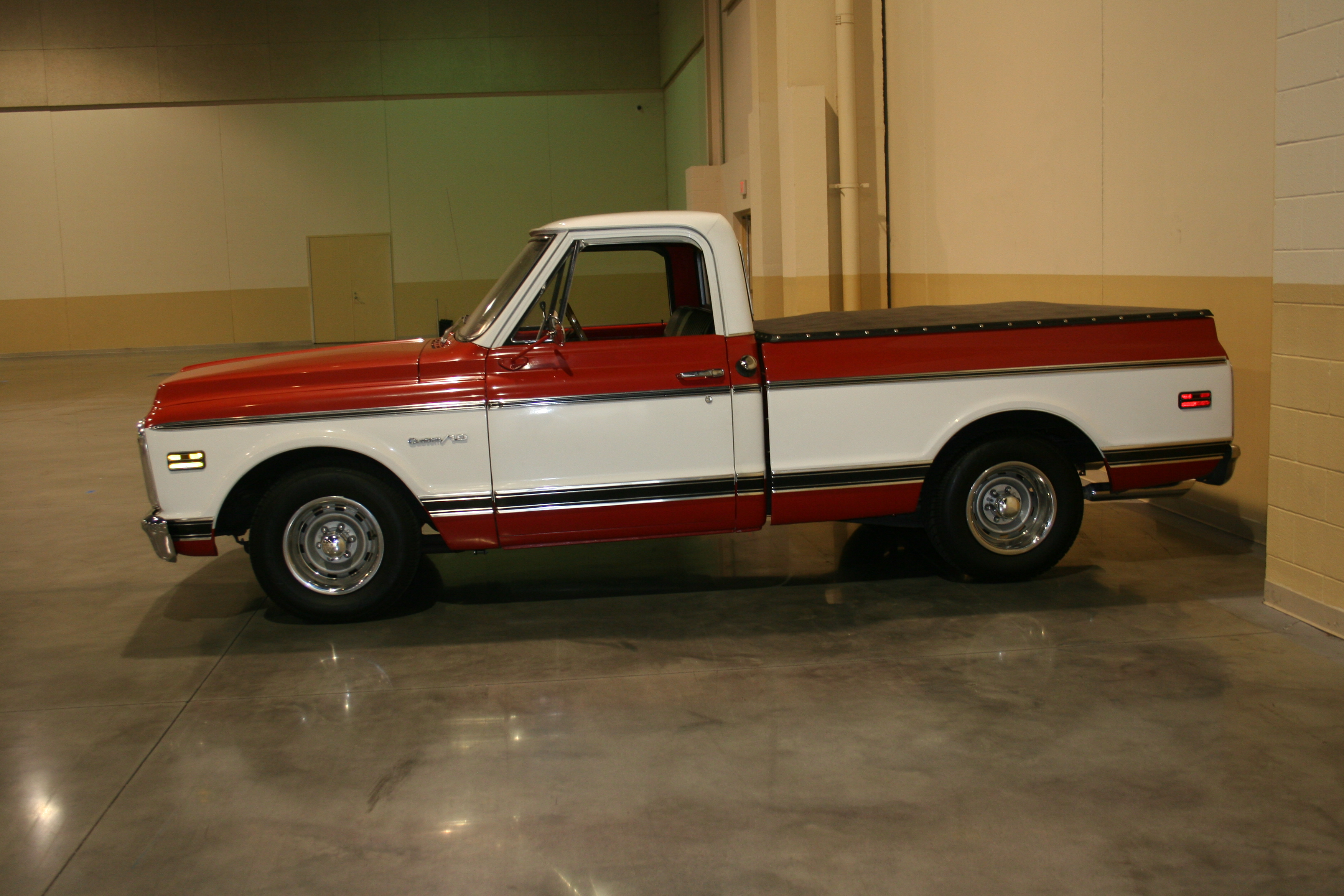 5th Image of a 1969 CHEVROLET PICKUP