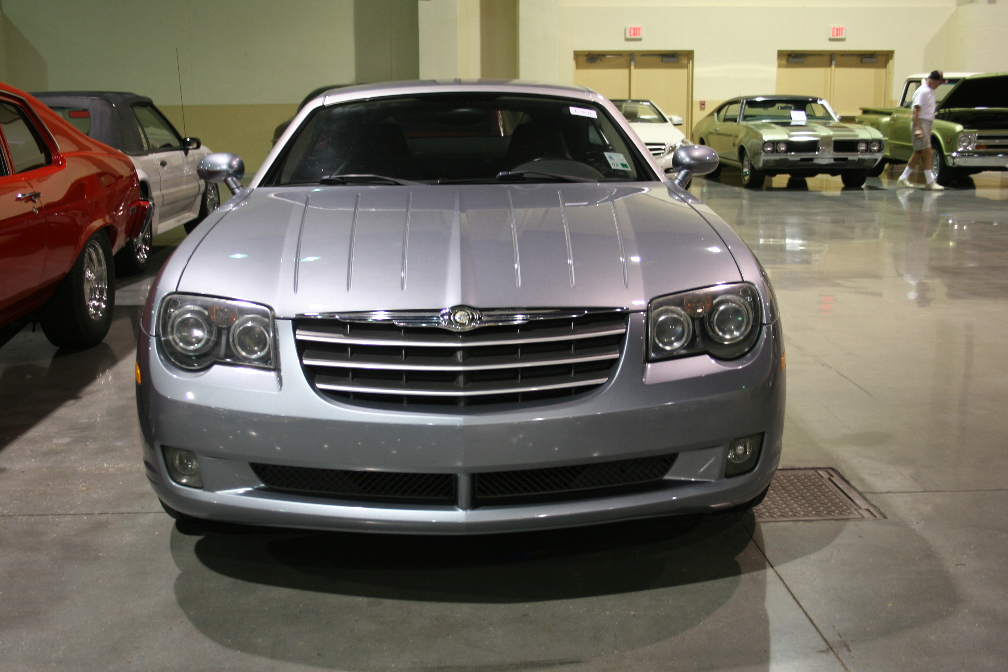 1st Image of a 2004 CHRYSLER CROSSFIRE LHD