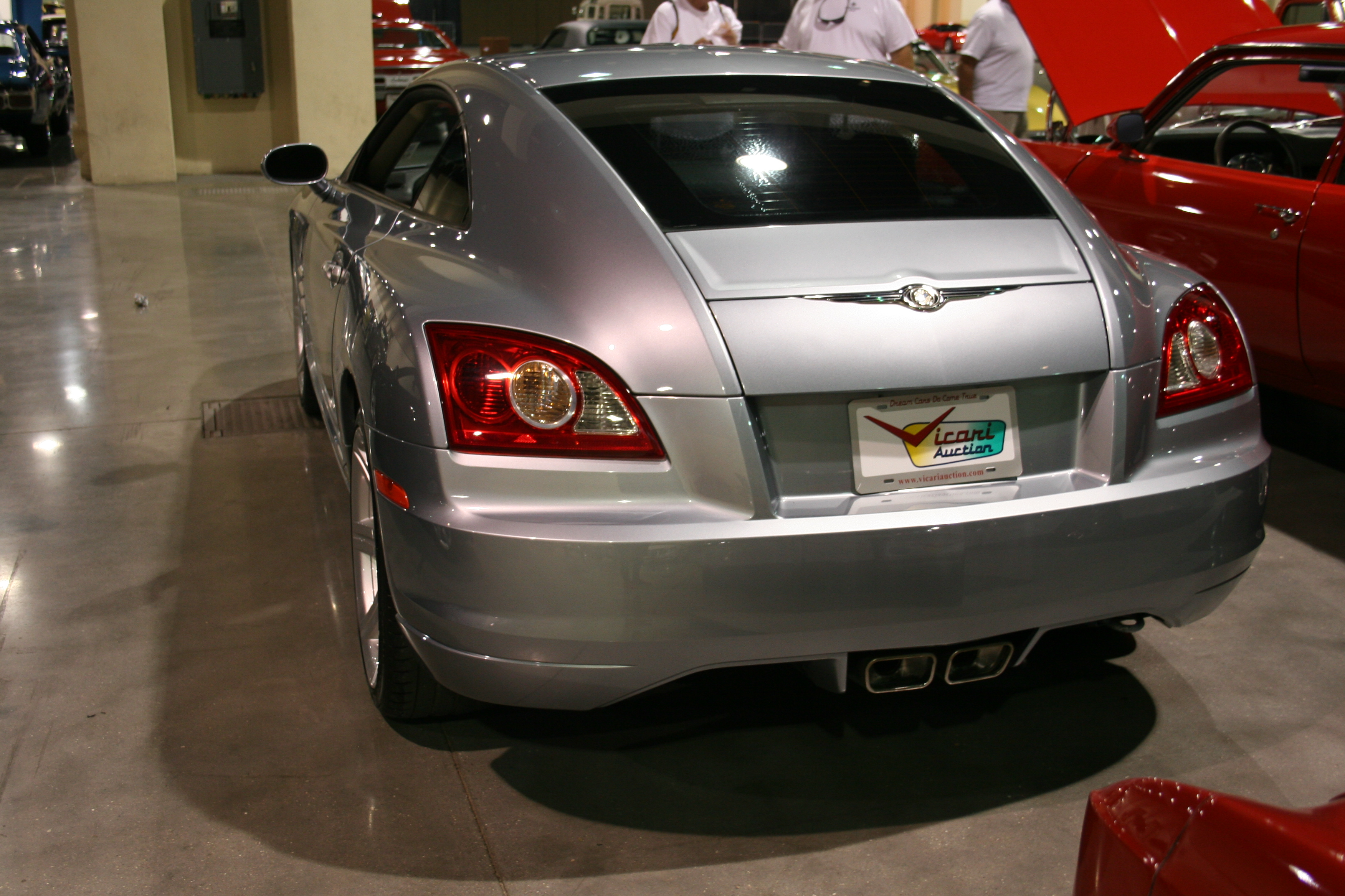 6th Image of a 2004 CHRYSLER CROSSFIRE LHD