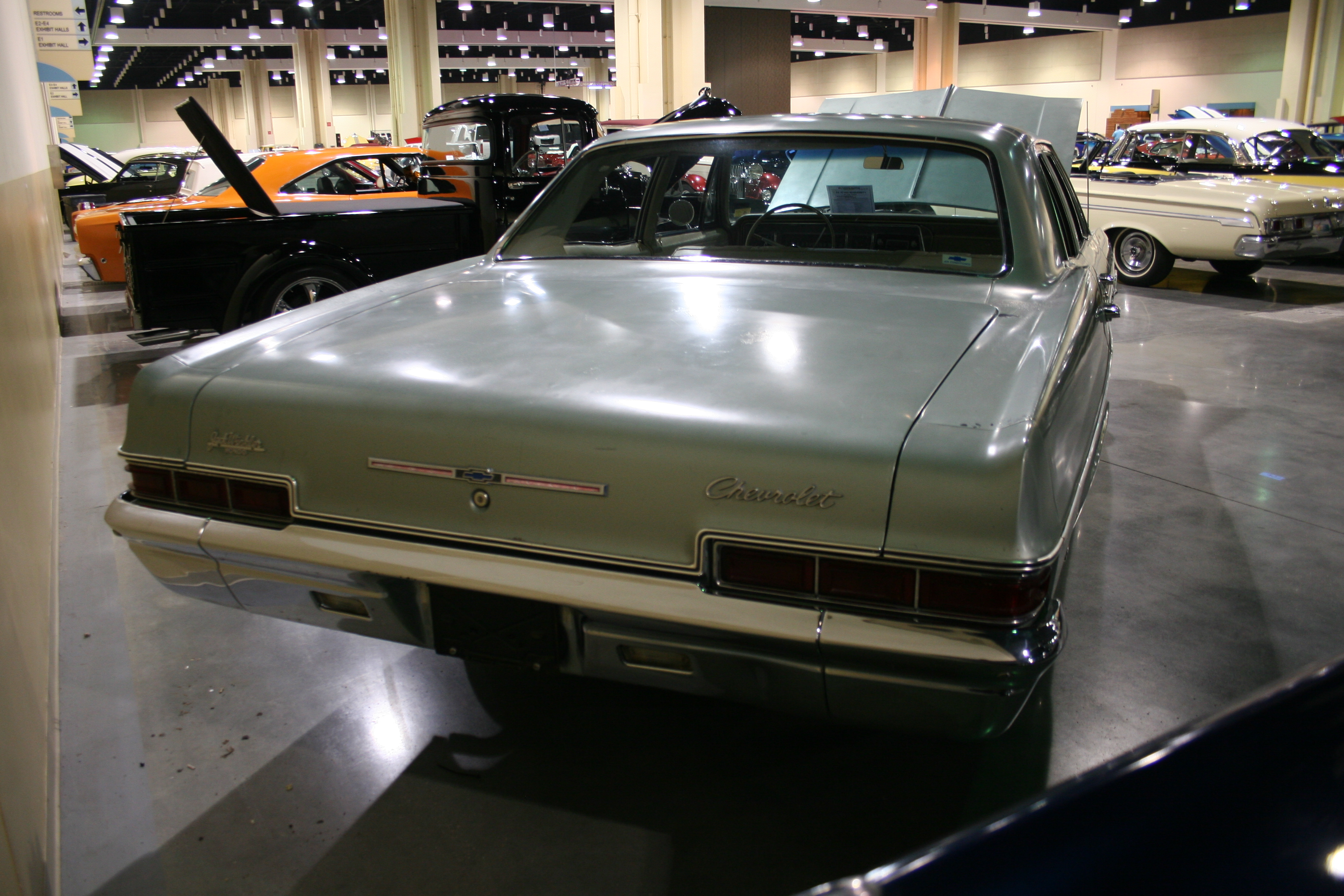 6th Image of a 1966 CHEVROLET IMPALA