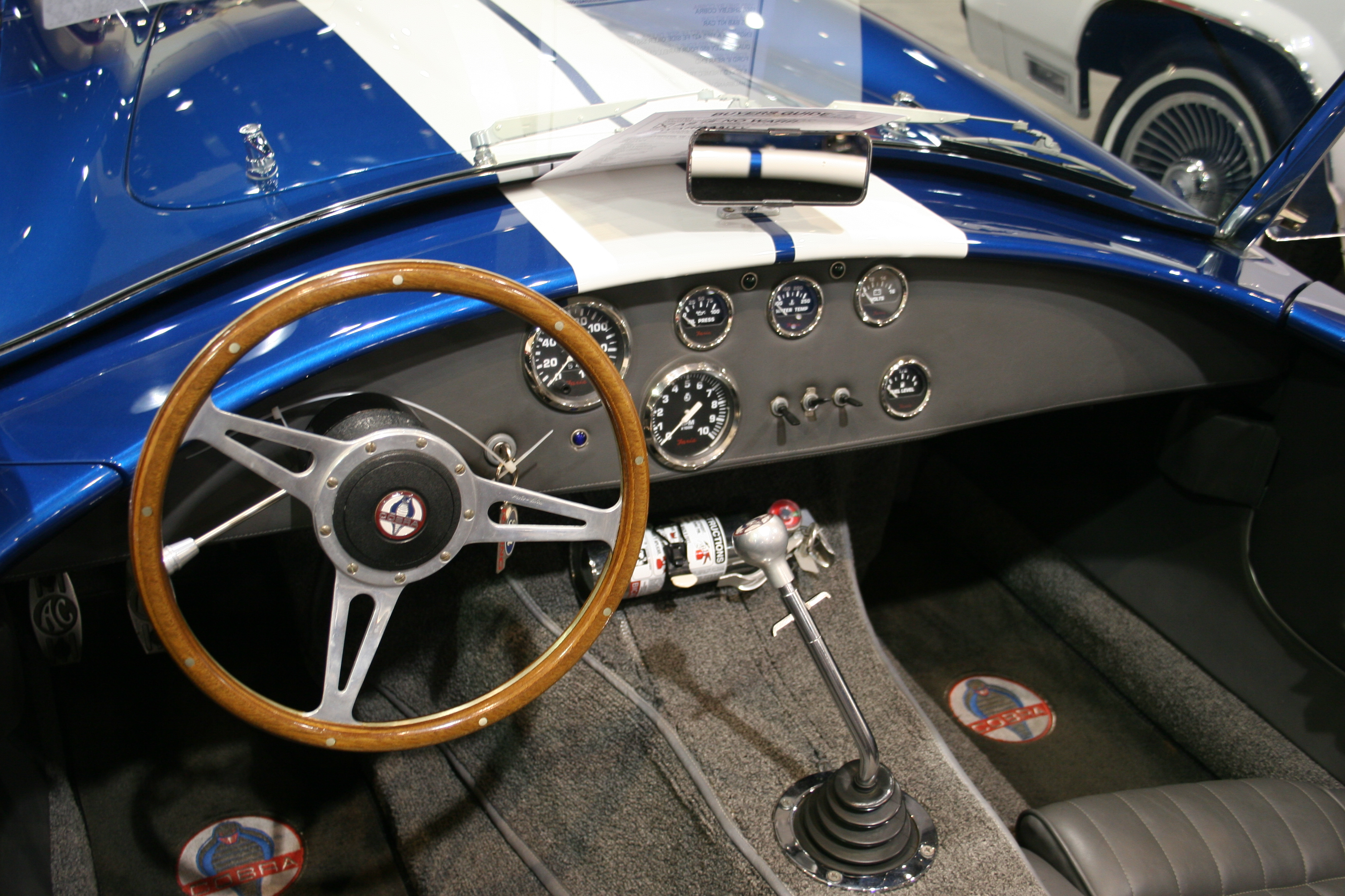 3rd Image of a 2005 SHELBY COBRA