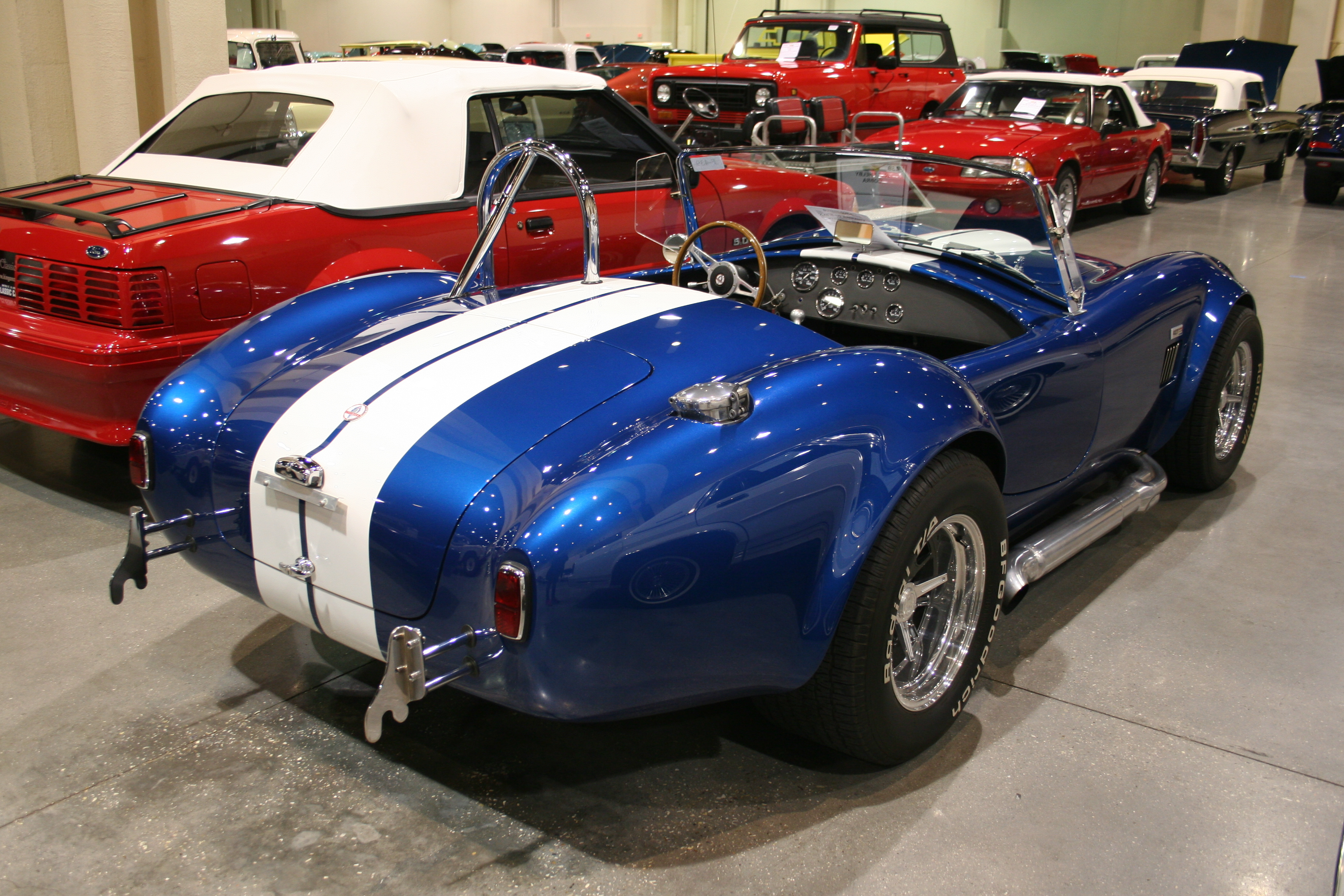 6th Image of a 2005 SHELBY COBRA