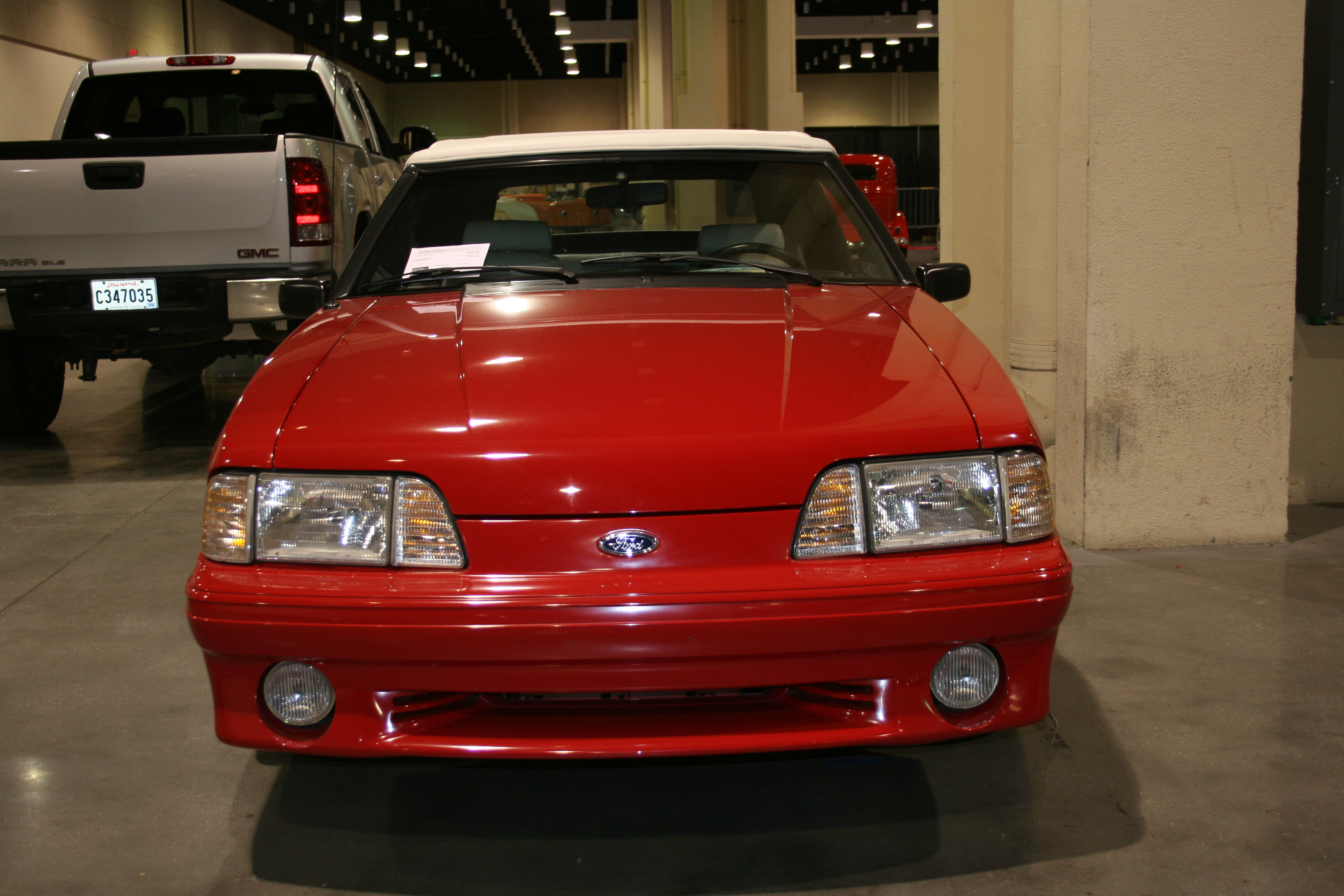 1st Image of a 1993 FORD MUSTANG GT
