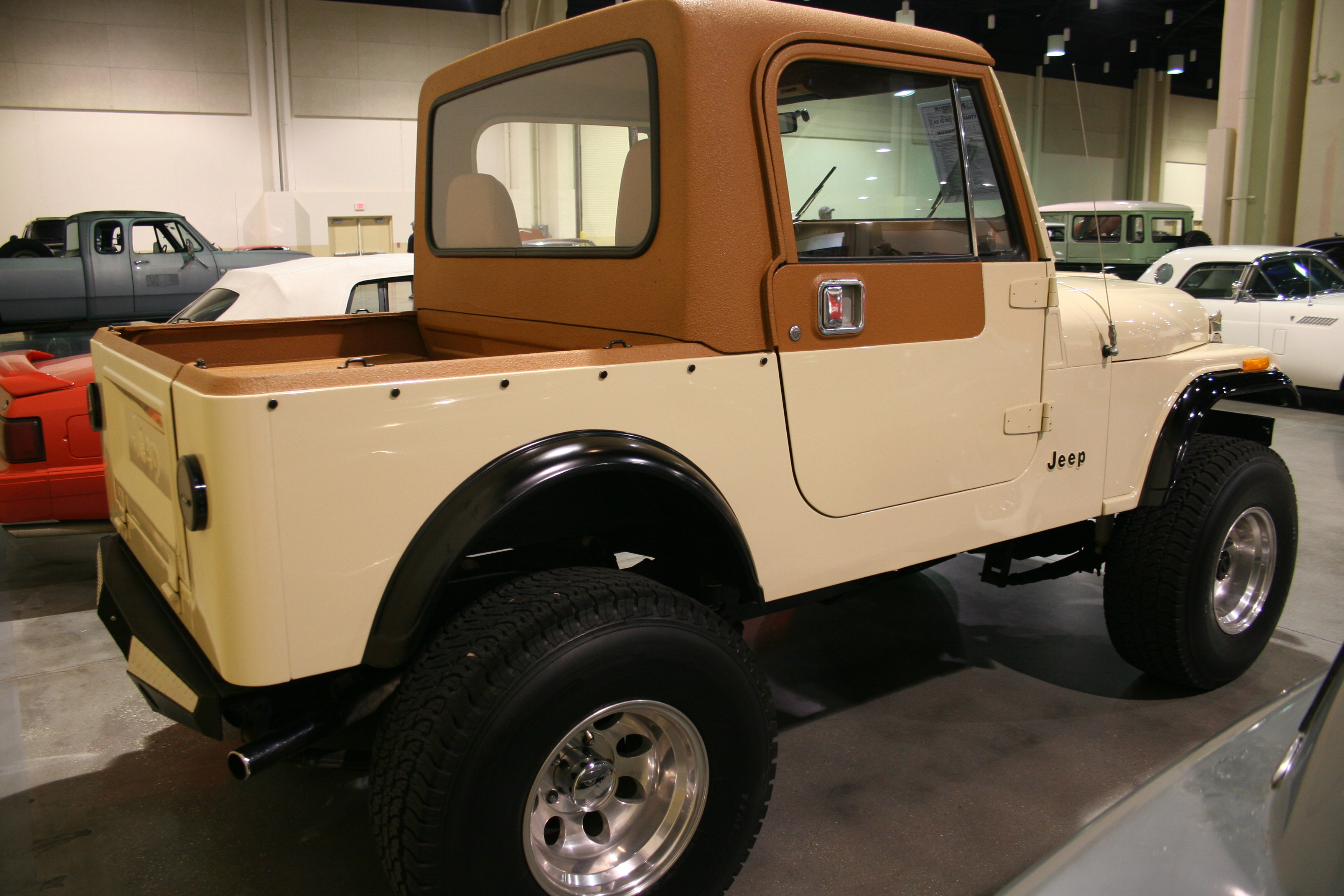 6th Image of a 1984 JEEP CJ7