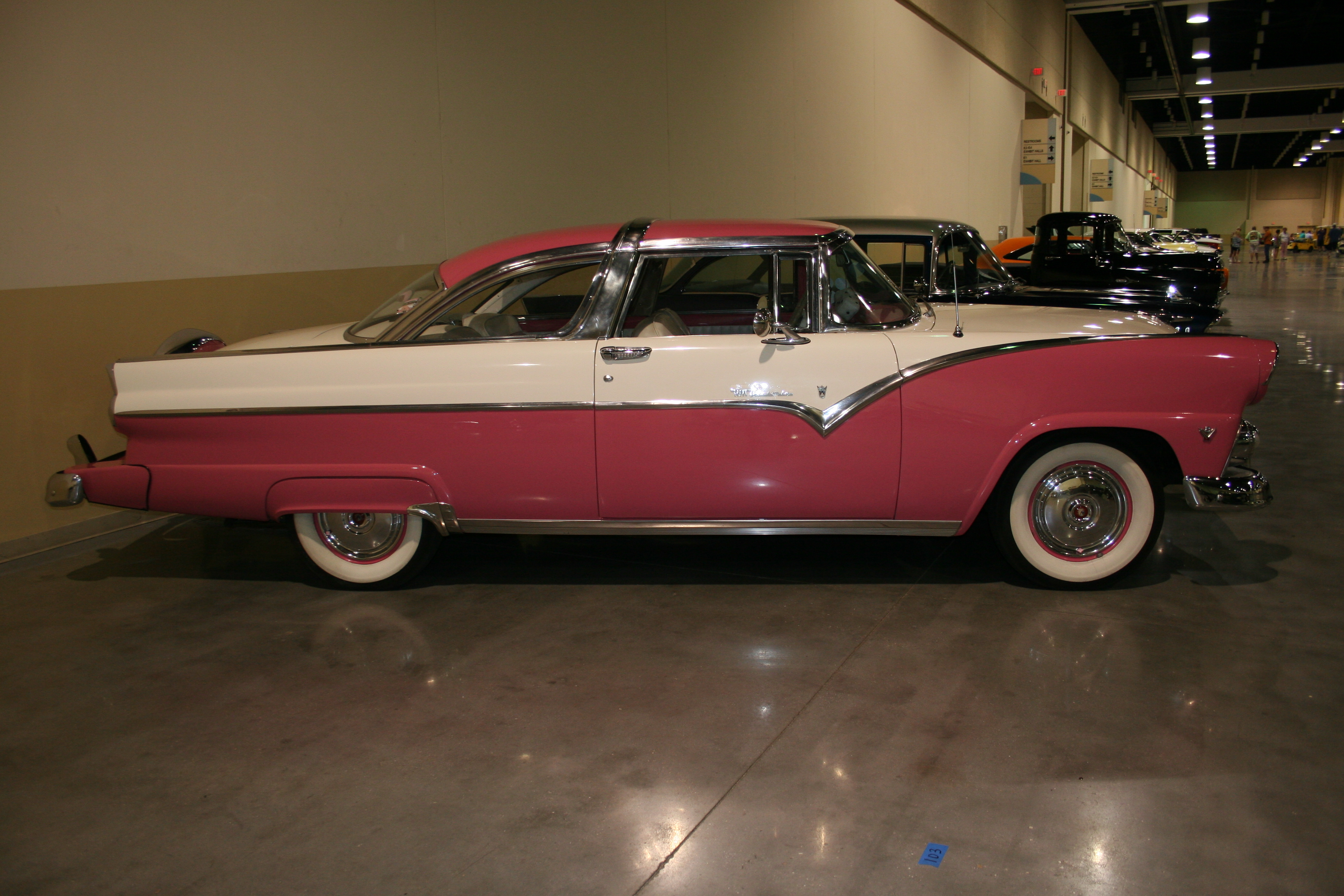 6th Image of a 1955 FORD FAIRLANE