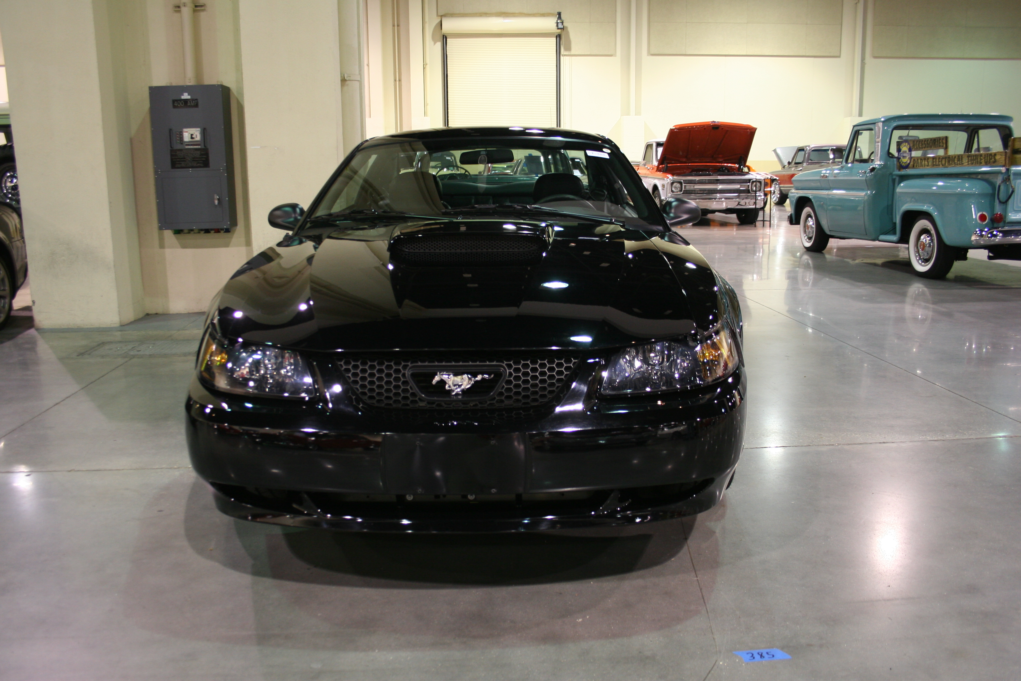 1st Image of a 2001 FORD MUSTANG GT