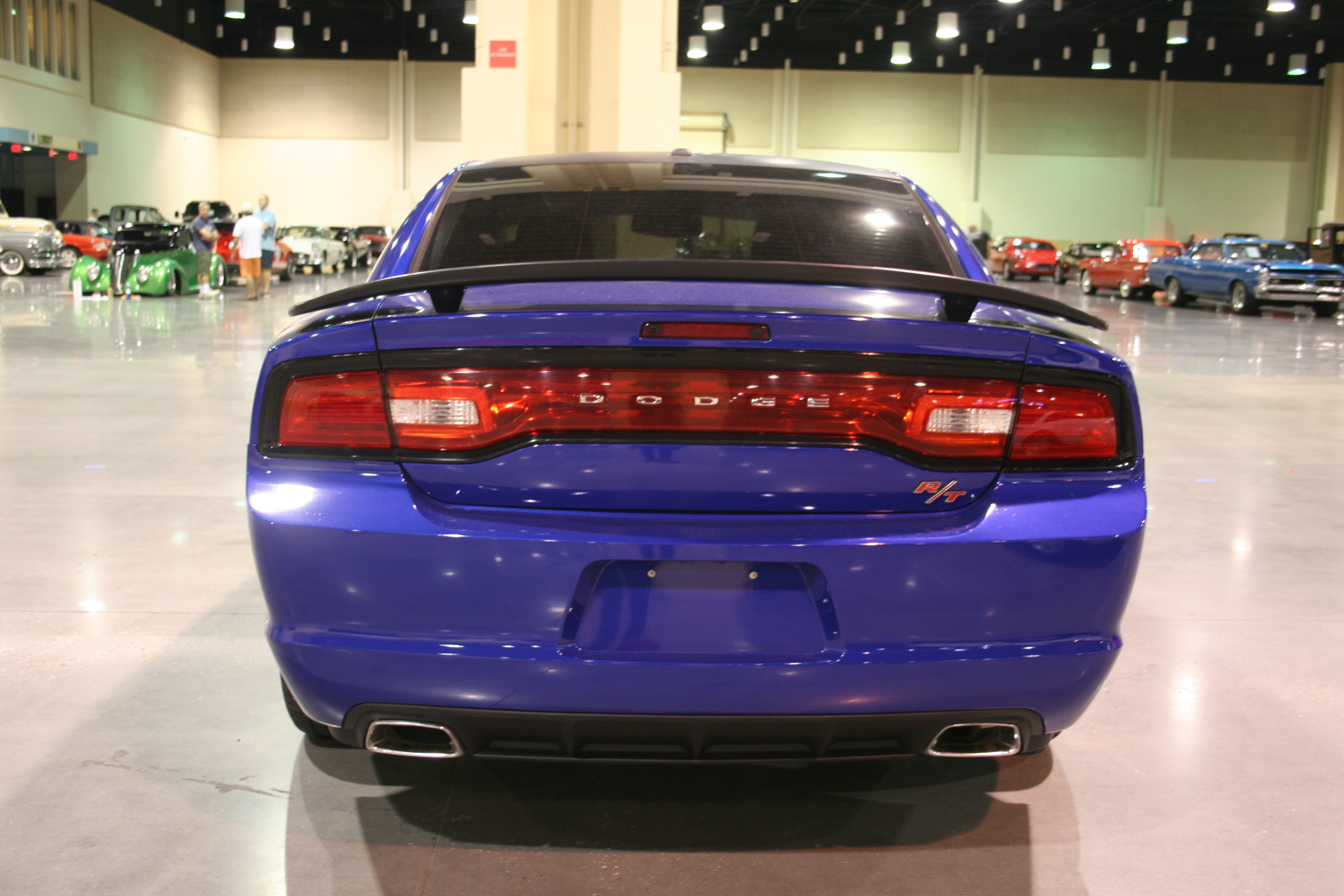 6th Image of a 2013 DODGE CHARGER R/T