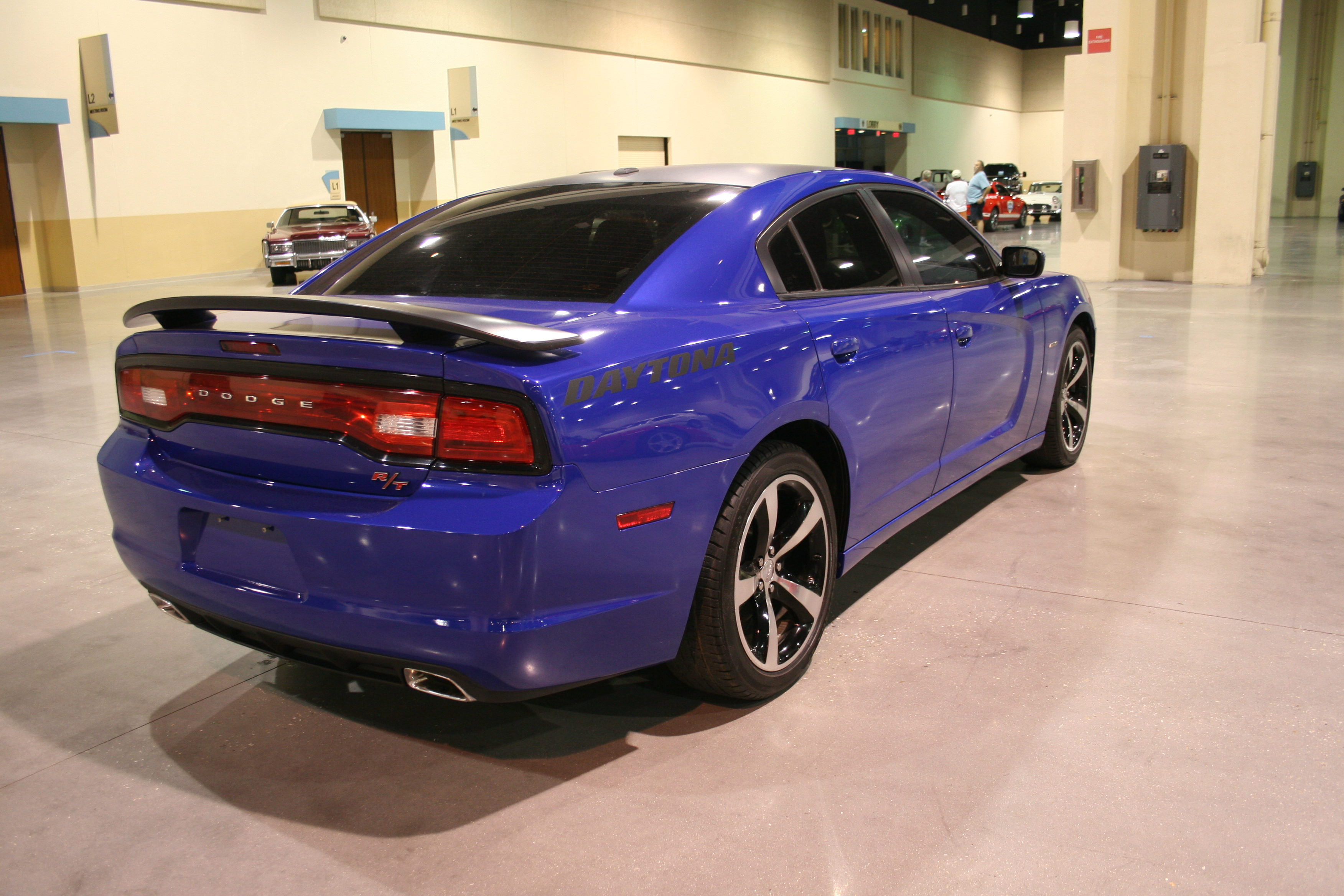 7th Image of a 2013 DODGE CHARGER R/T