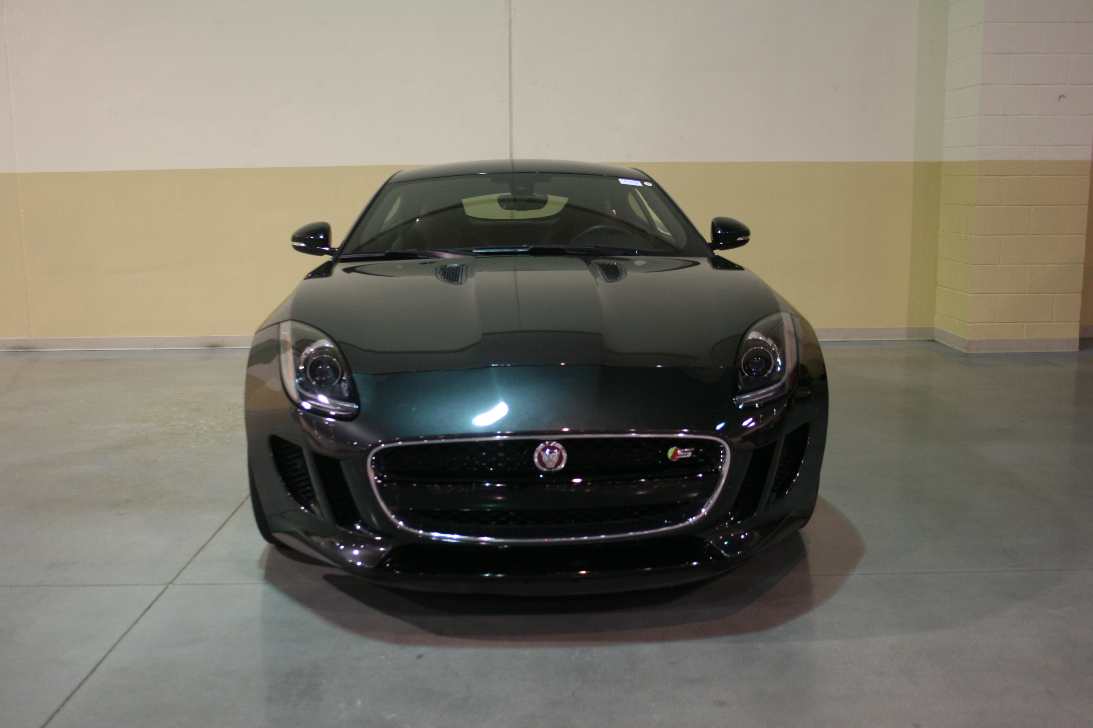 1st Image of a 2015 JAGUAR F-TYPE V6 S