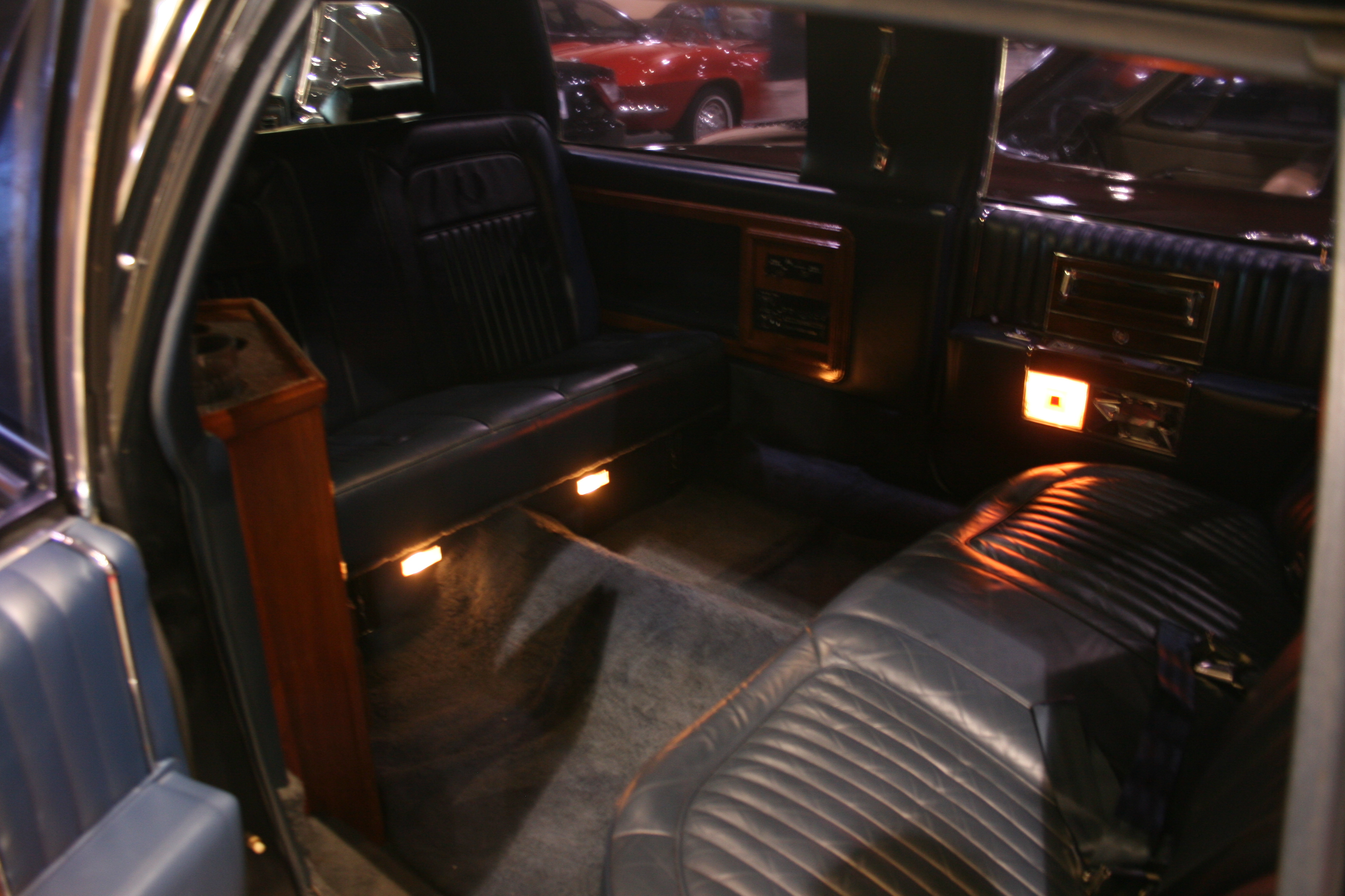 6th Image of a 1989 CADILLAC BROUGHAM