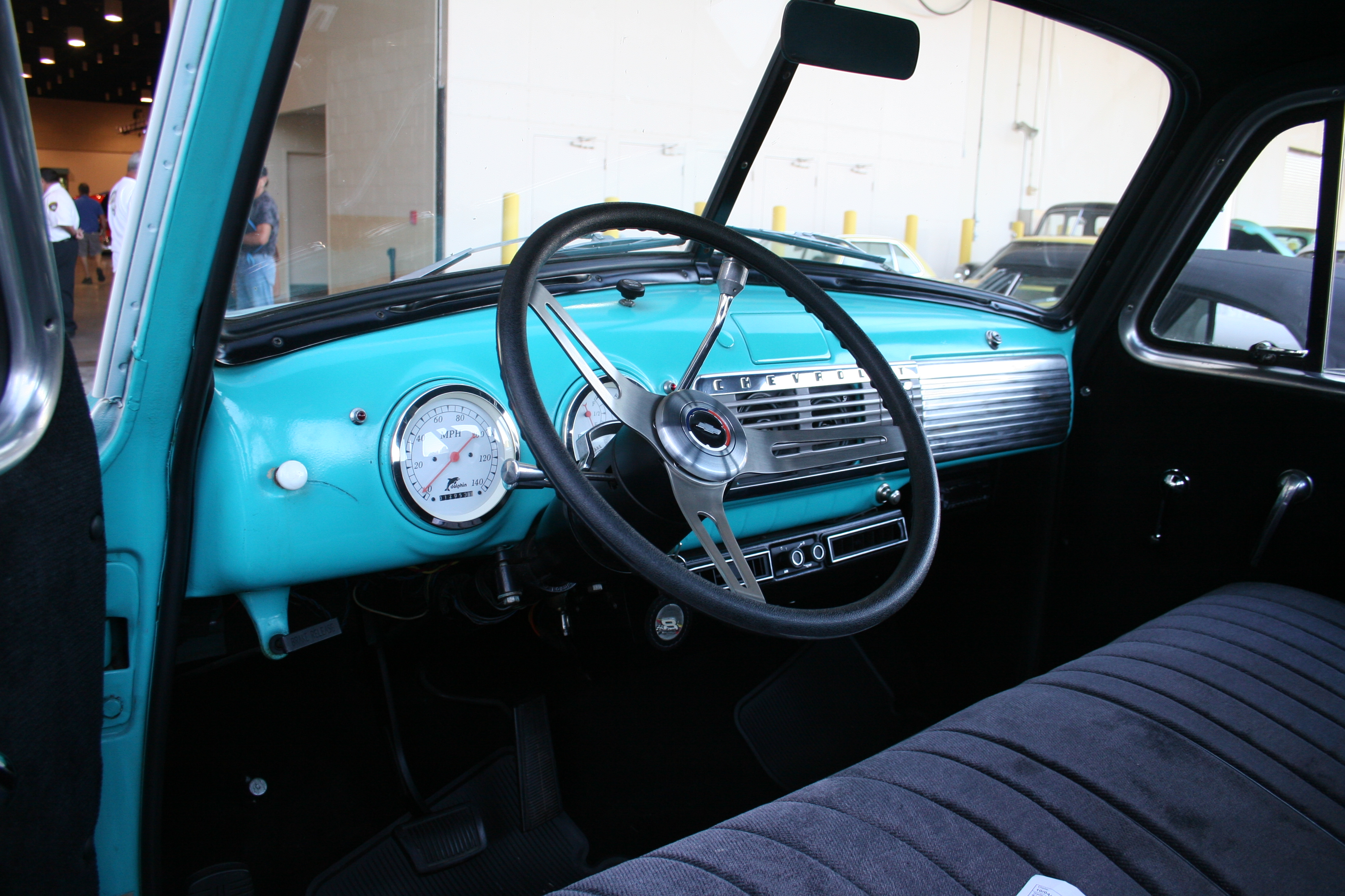 4th Image of a 1951 CHEVROLET 5 WINDOW