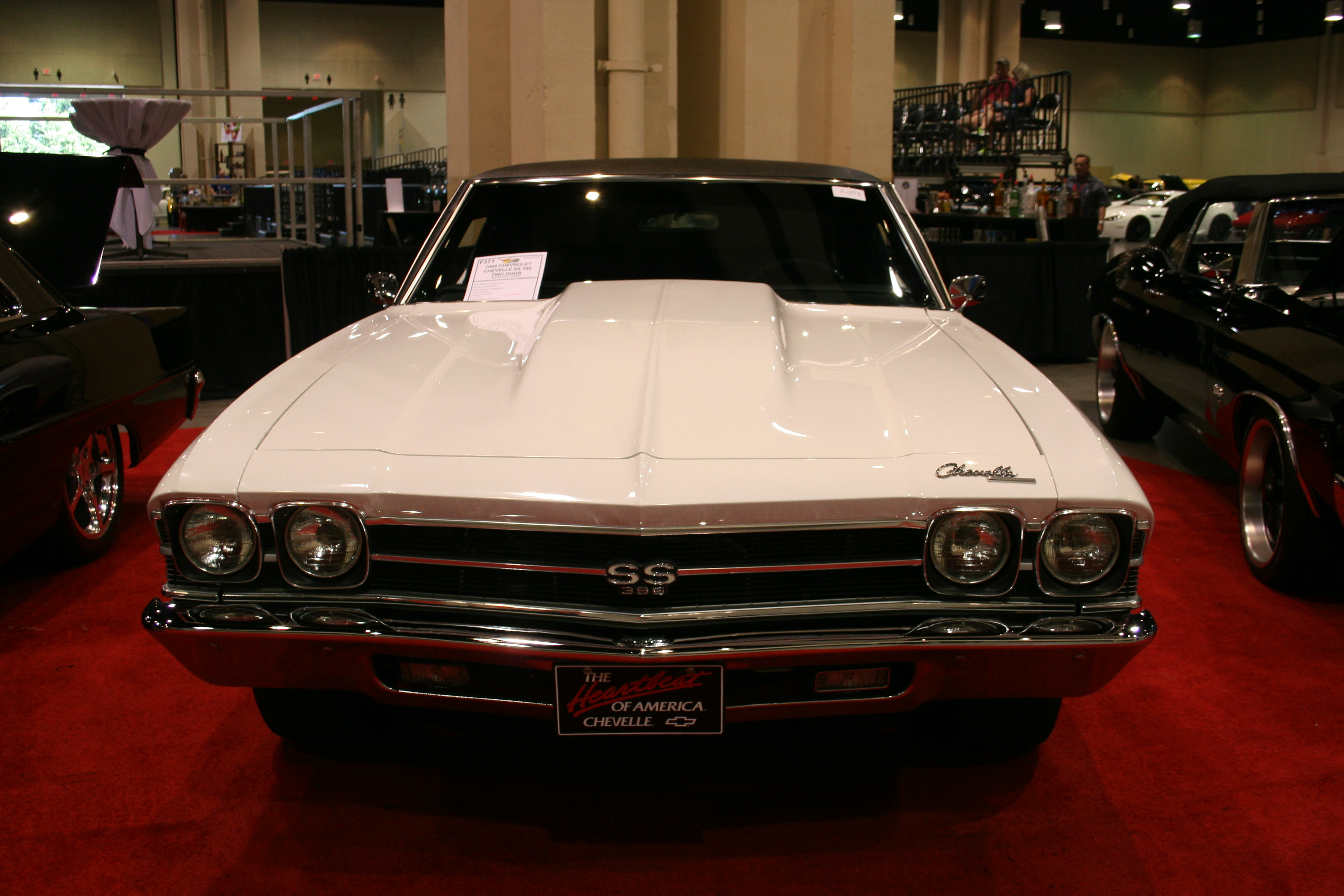 1st Image of a 1969 CHEVROLET CHEVELLE SS 396