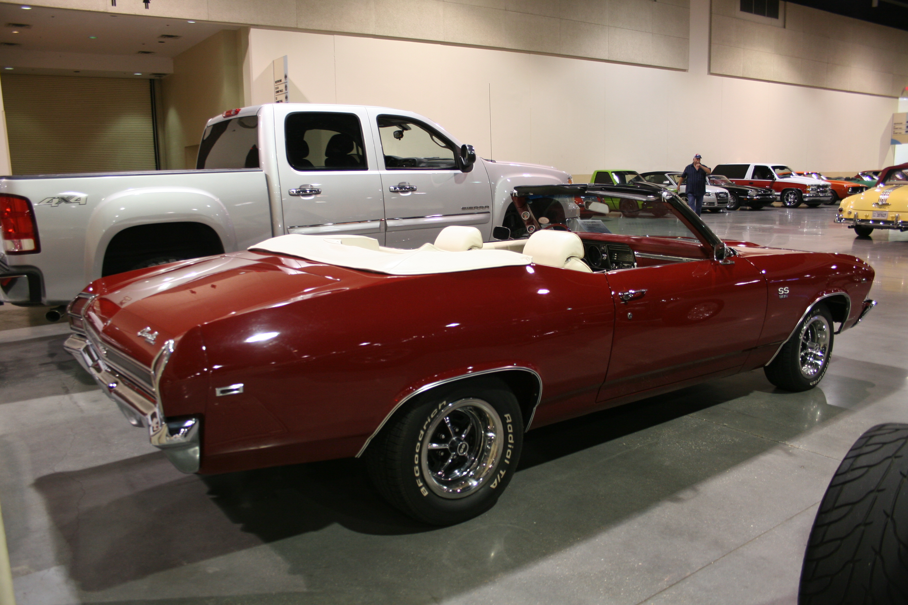6th Image of a 1969 CHEVROLET SUPERSPORT