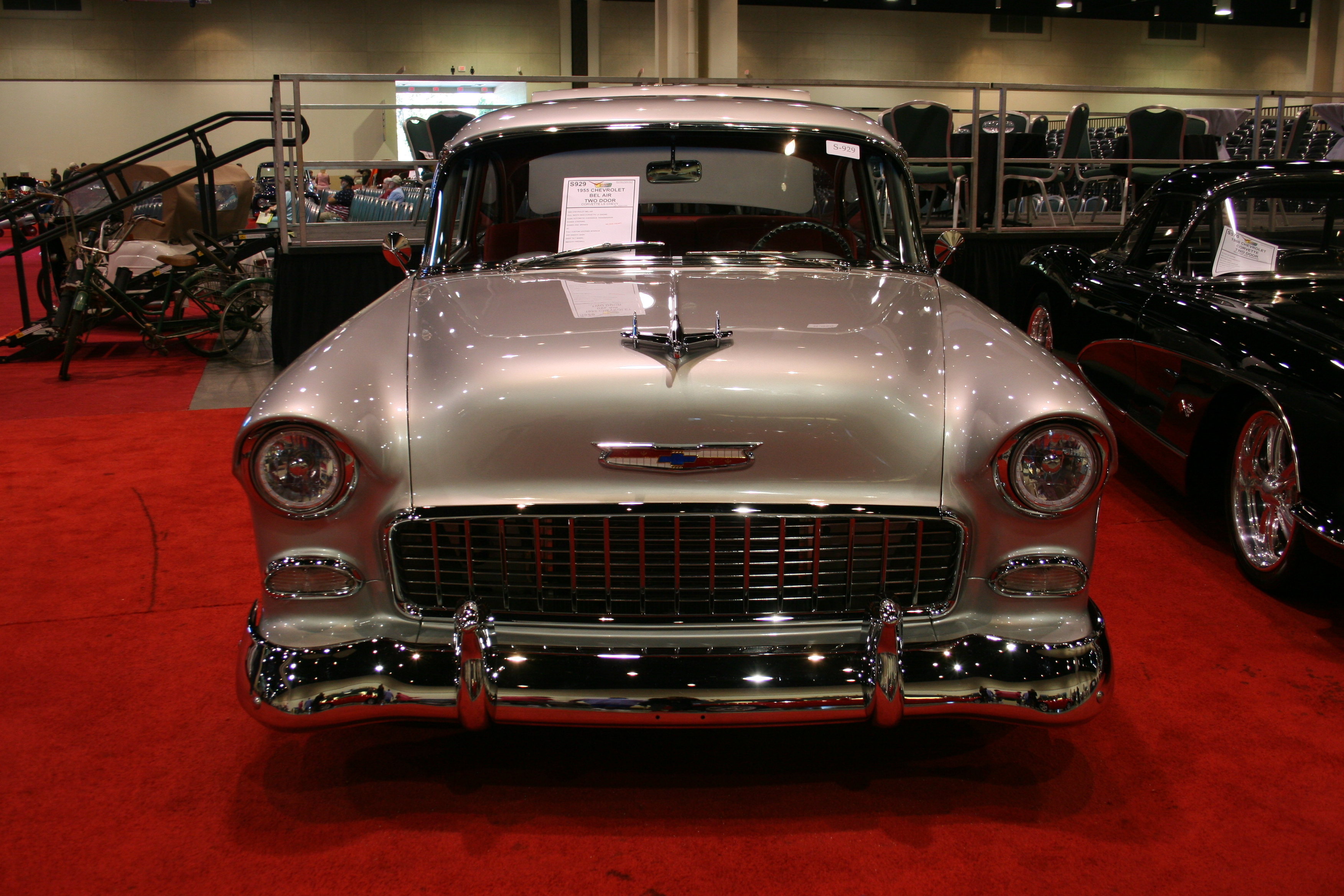 1st Image of a 1955 CHEVROLET BEL AIR