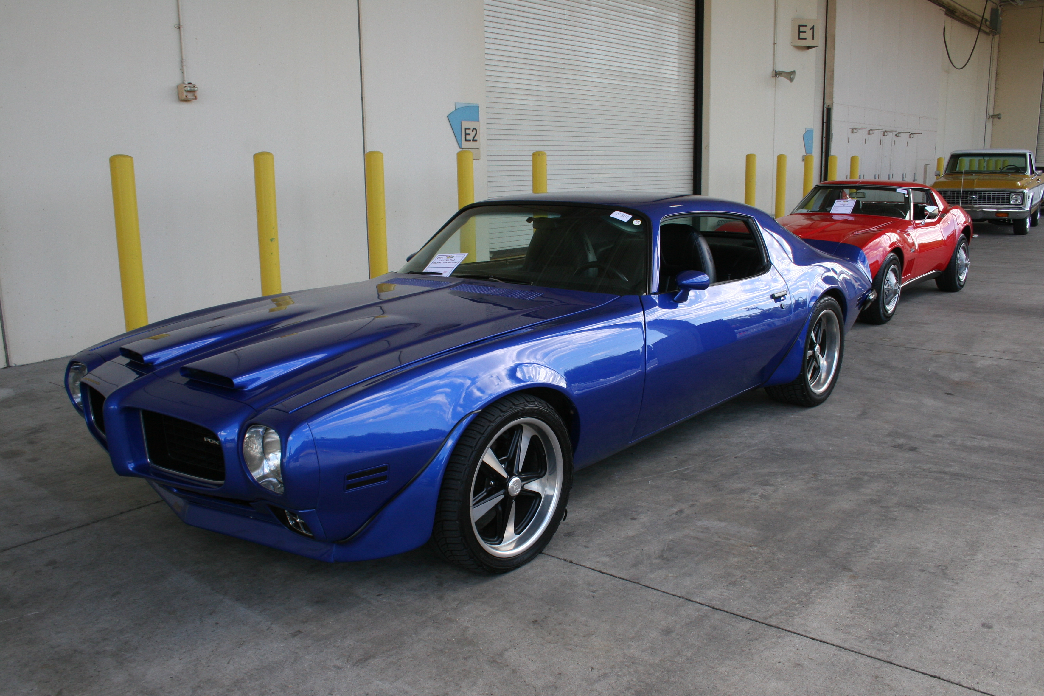 2nd Image of a 1973 PONTIAC FIREBIRD FORMULA 455