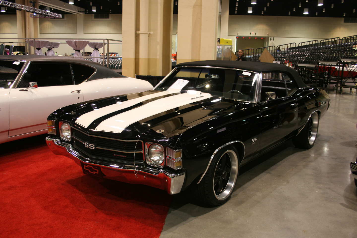 2nd Image of a 1971 CHEVROLET CHEVELLE SS