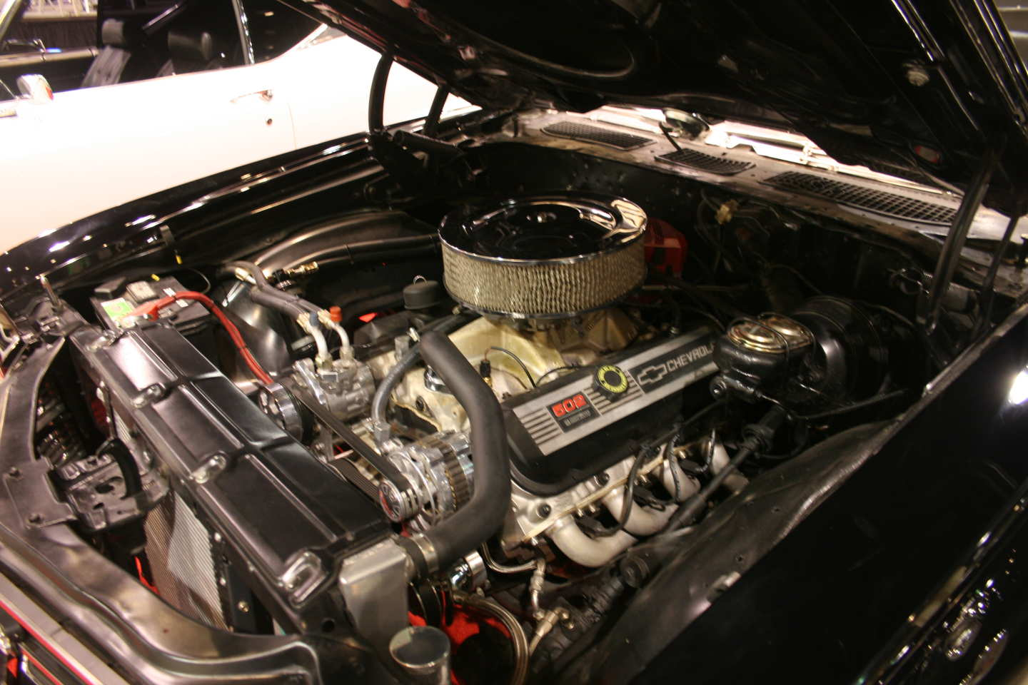3rd Image of a 1971 CHEVROLET CHEVELLE SS