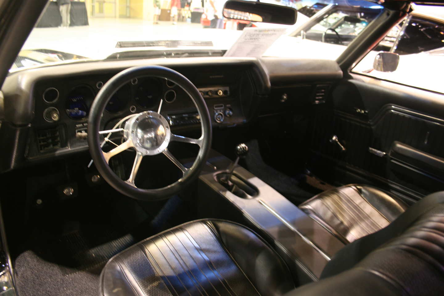 5th Image of a 1971 CHEVROLET CHEVELLE SS