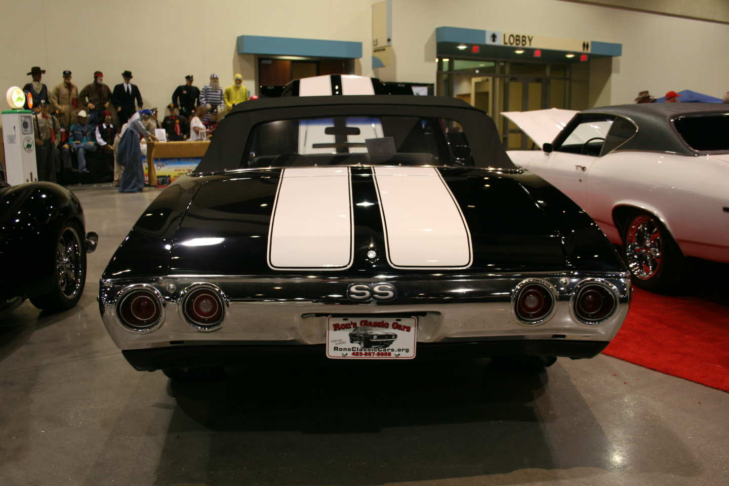 7th Image of a 1971 CHEVROLET CHEVELLE SS