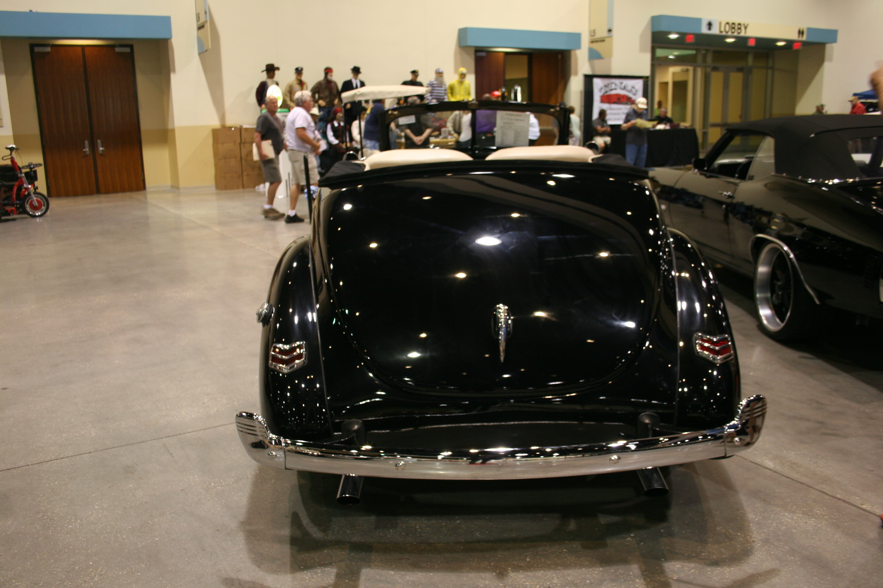 6th Image of a 1940 FORD DELUXE