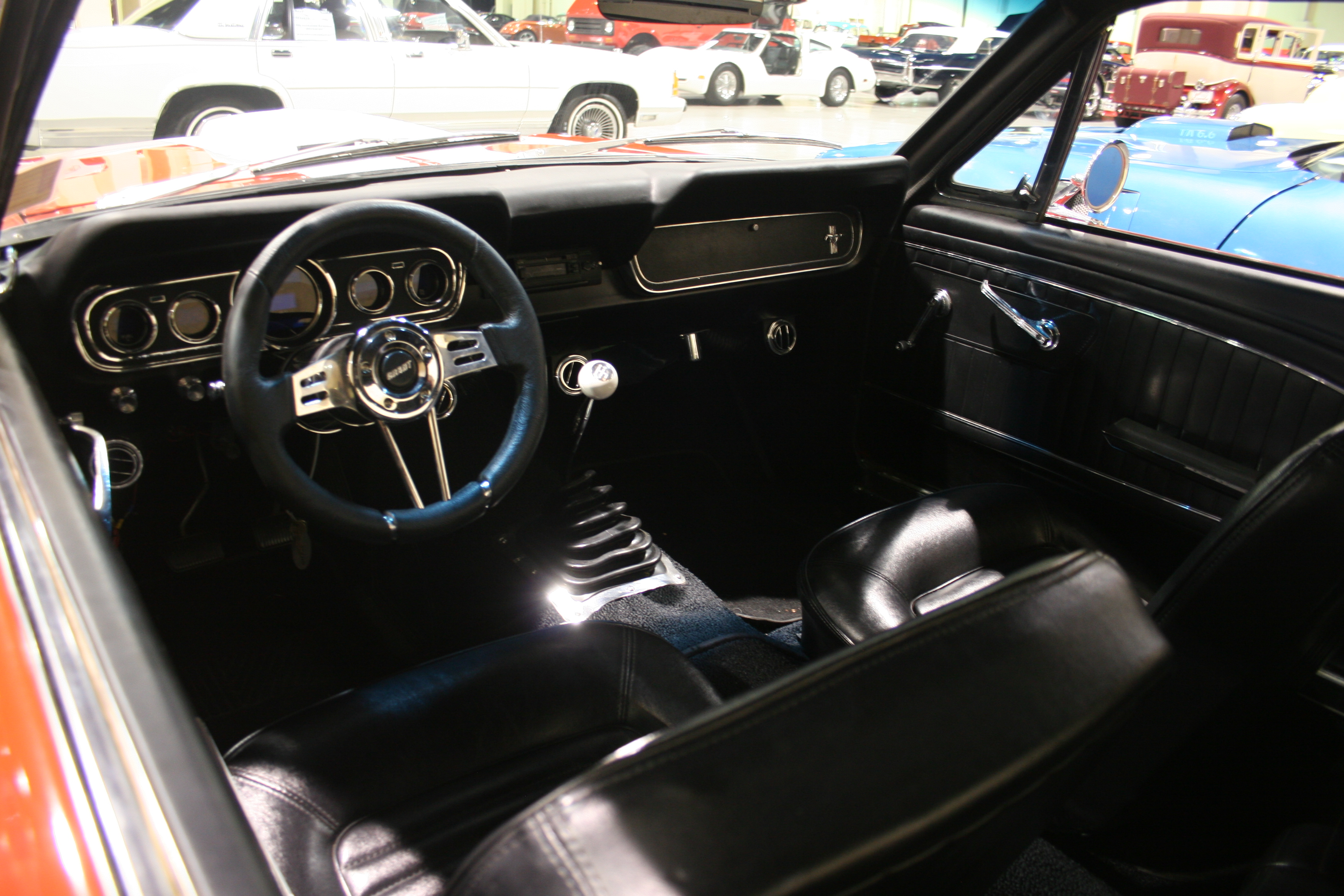 4th Image of a 1966 FORD MUSTANG