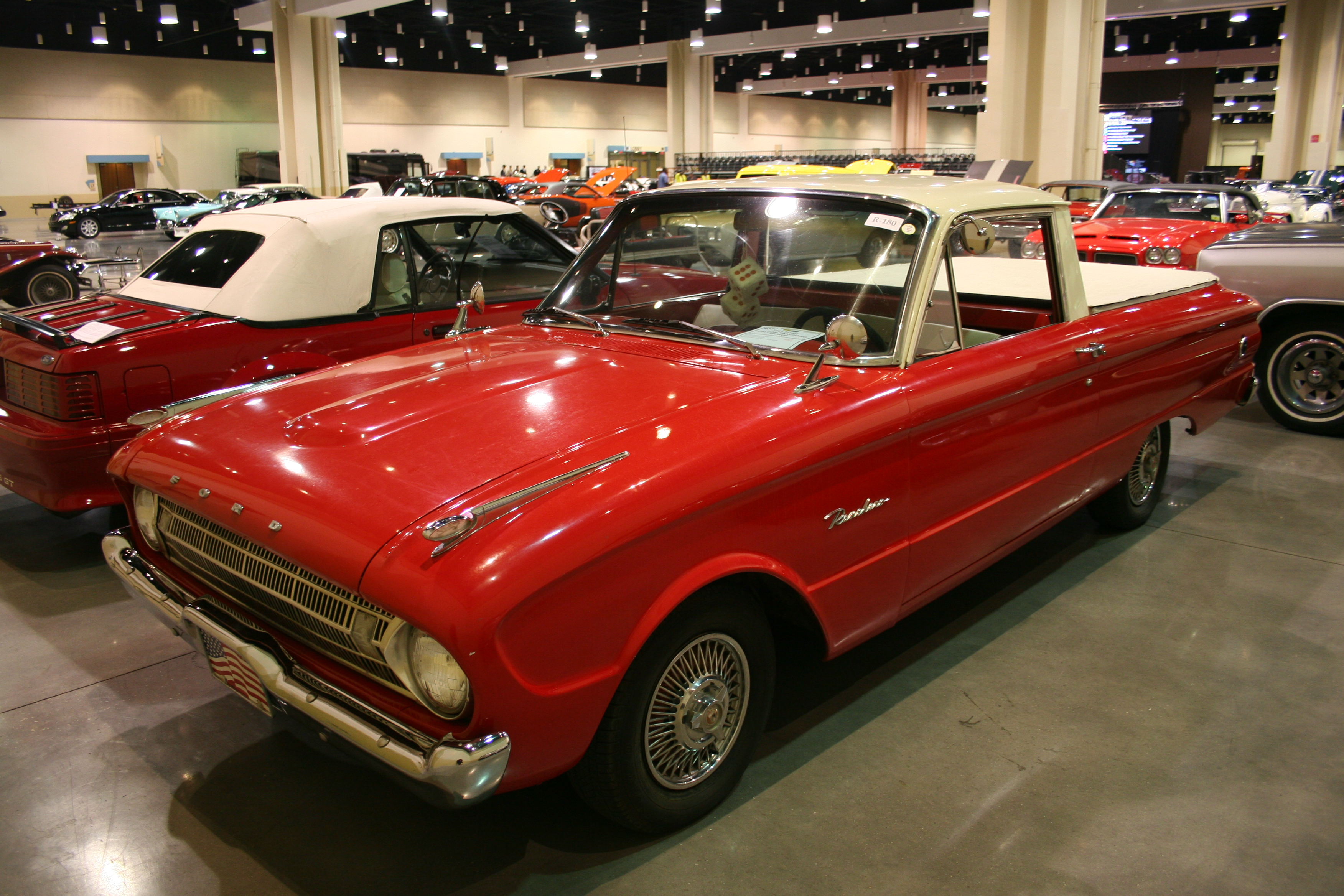 2nd Image of a 1961 FORD FALCON RANCHARO