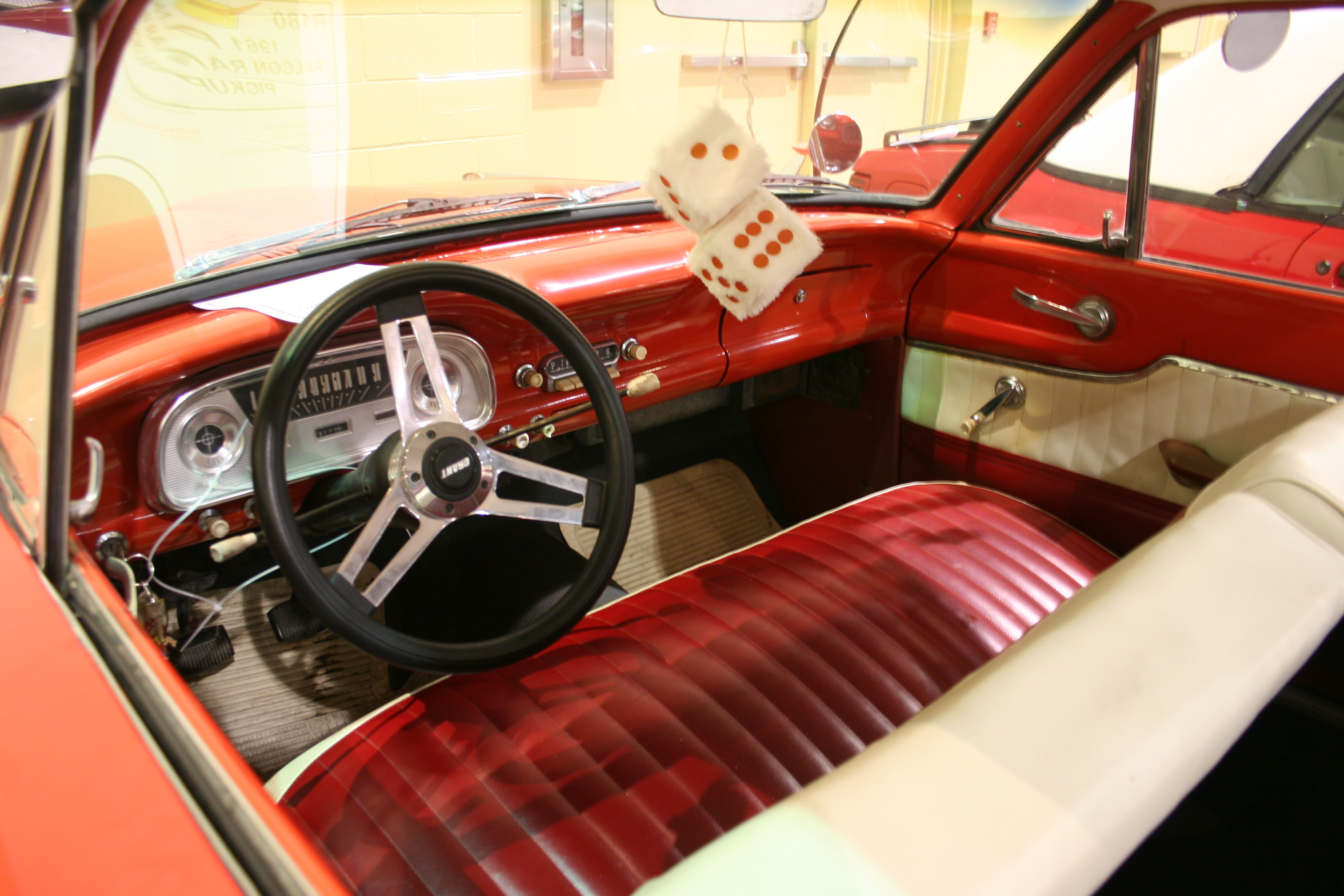 3rd Image of a 1961 FORD FALCON RANCHARO