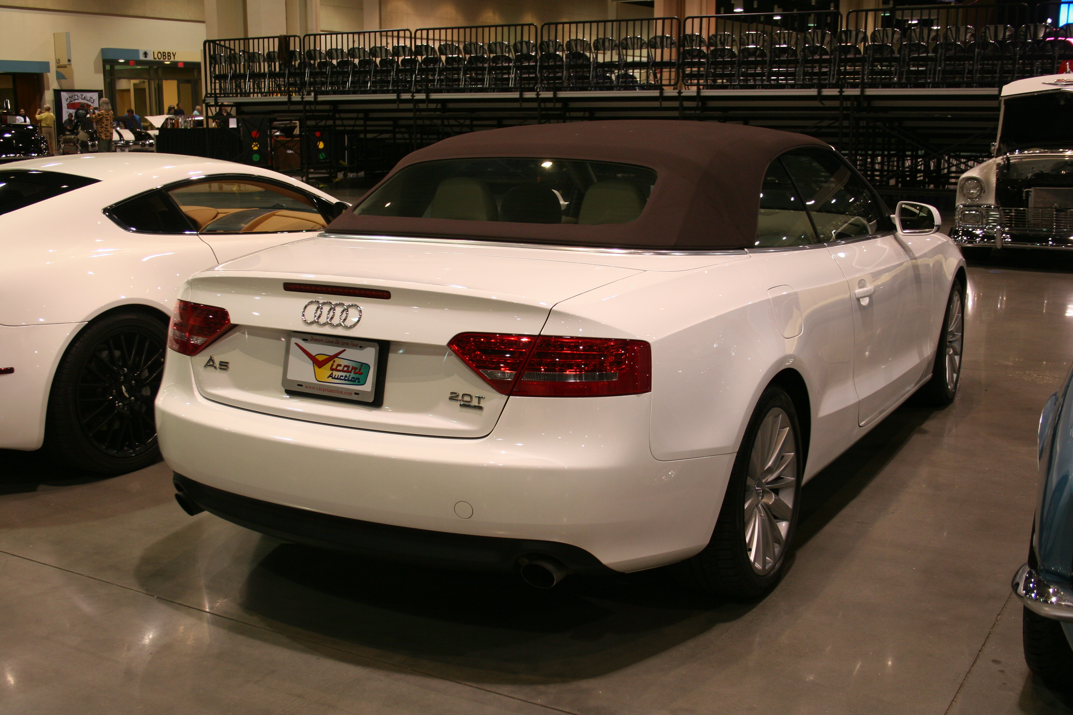 6th Image of a 2010 AUDI A5 PREMIUM PLUS