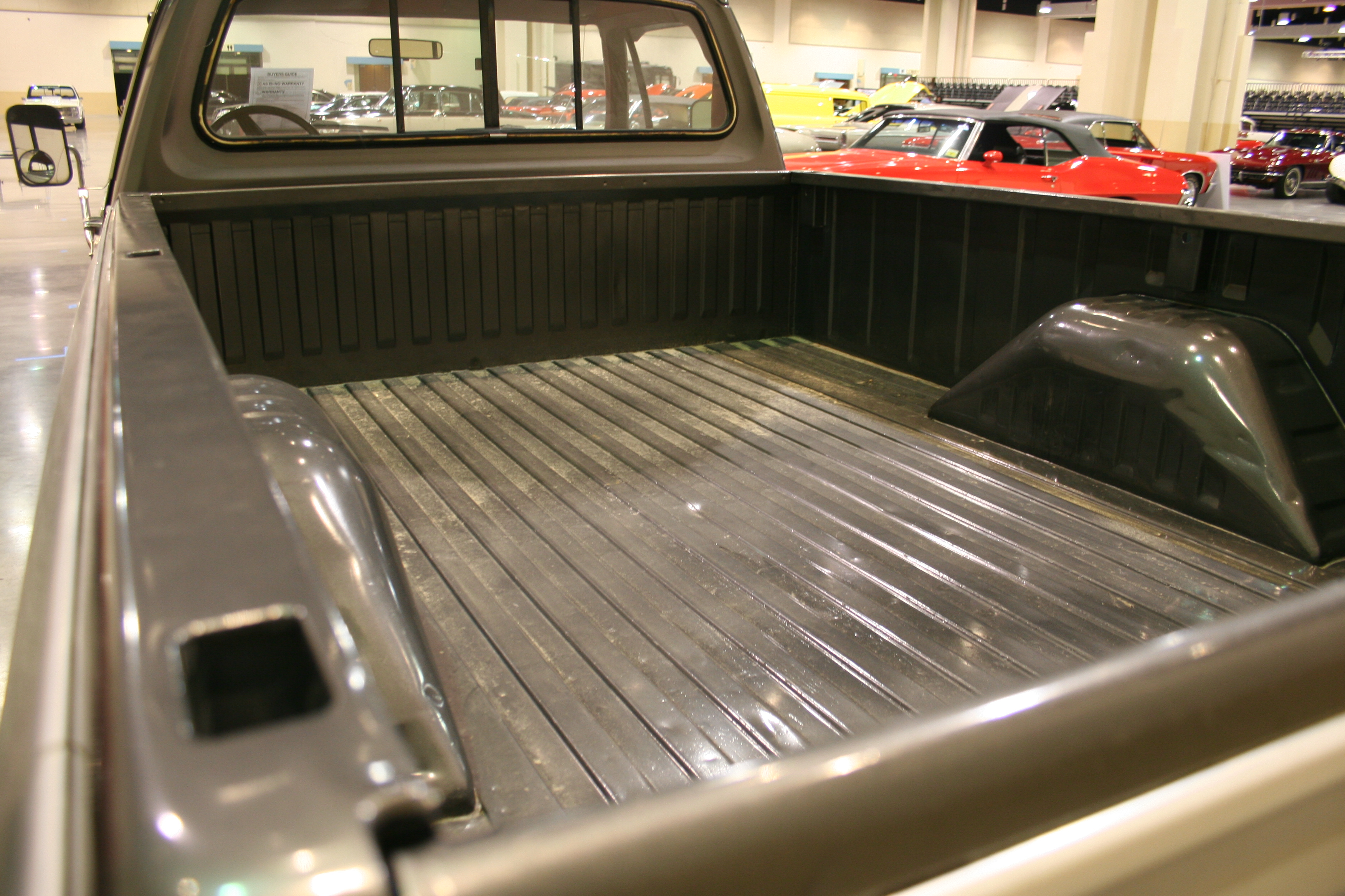 5th Image of a 1986 DODGE D150 PICKUP 1/2 TON