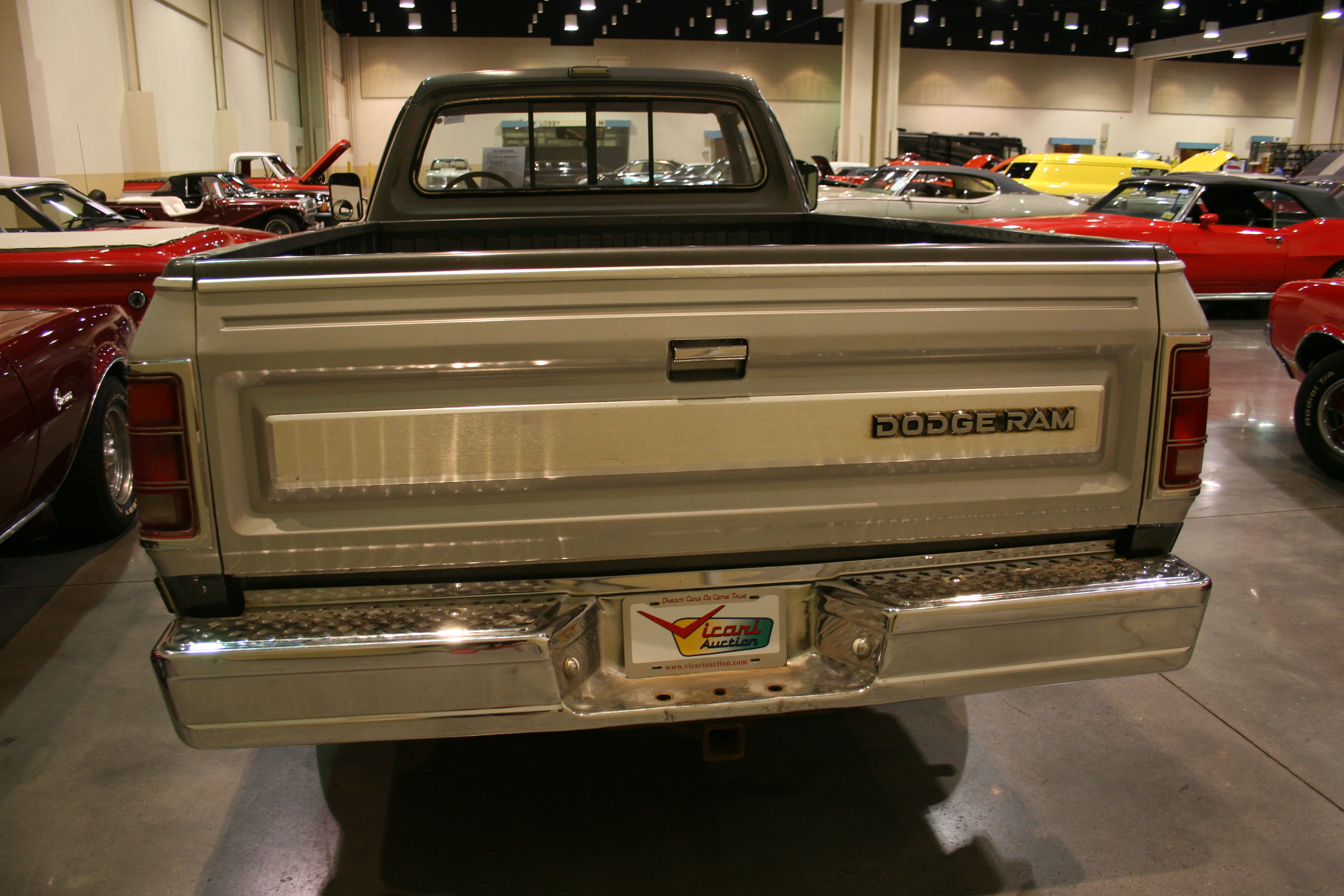 6th Image of a 1986 DODGE D150 PICKUP 1/2 TON