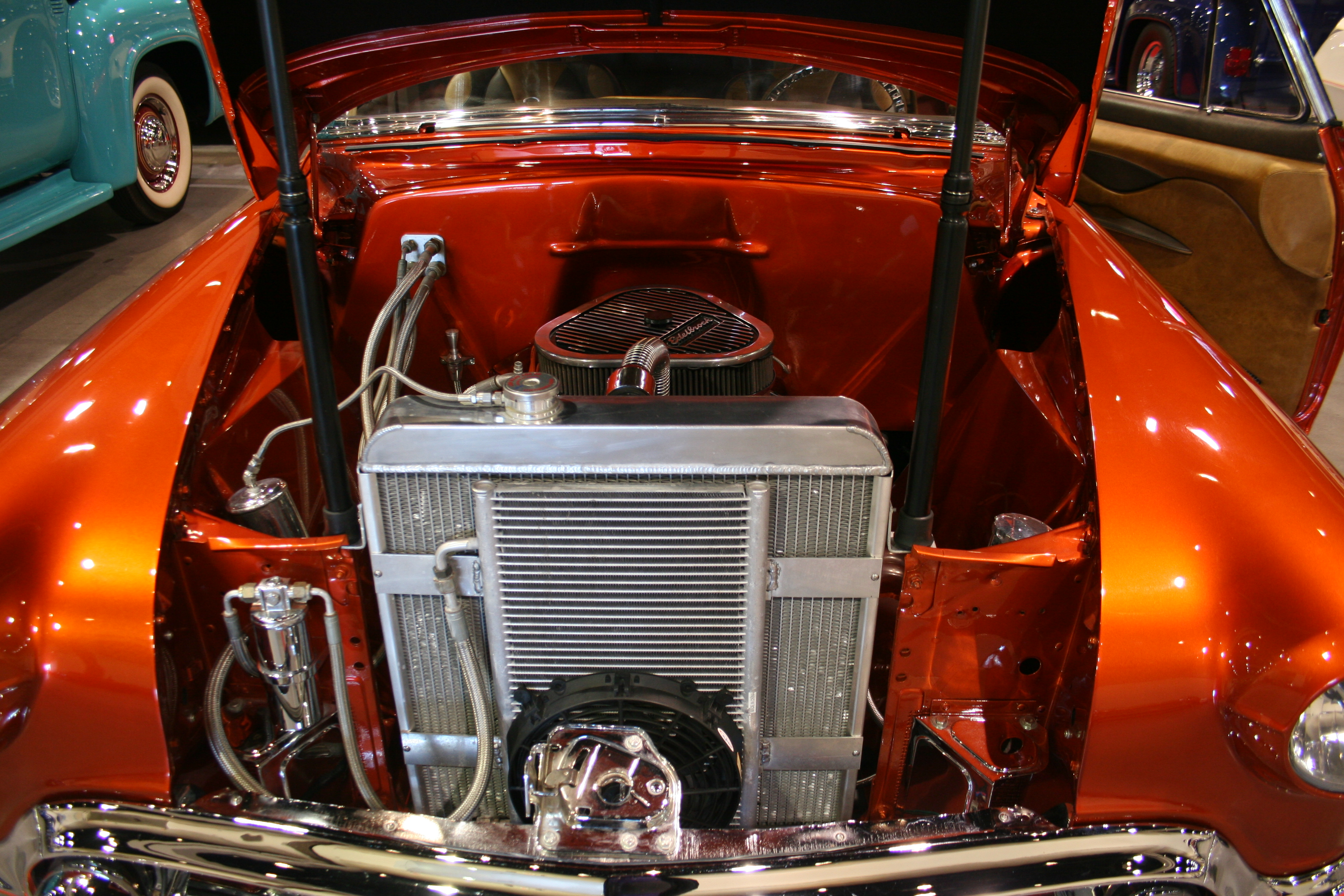 2nd Image of a 1953 CHEVROLET BEL AIR