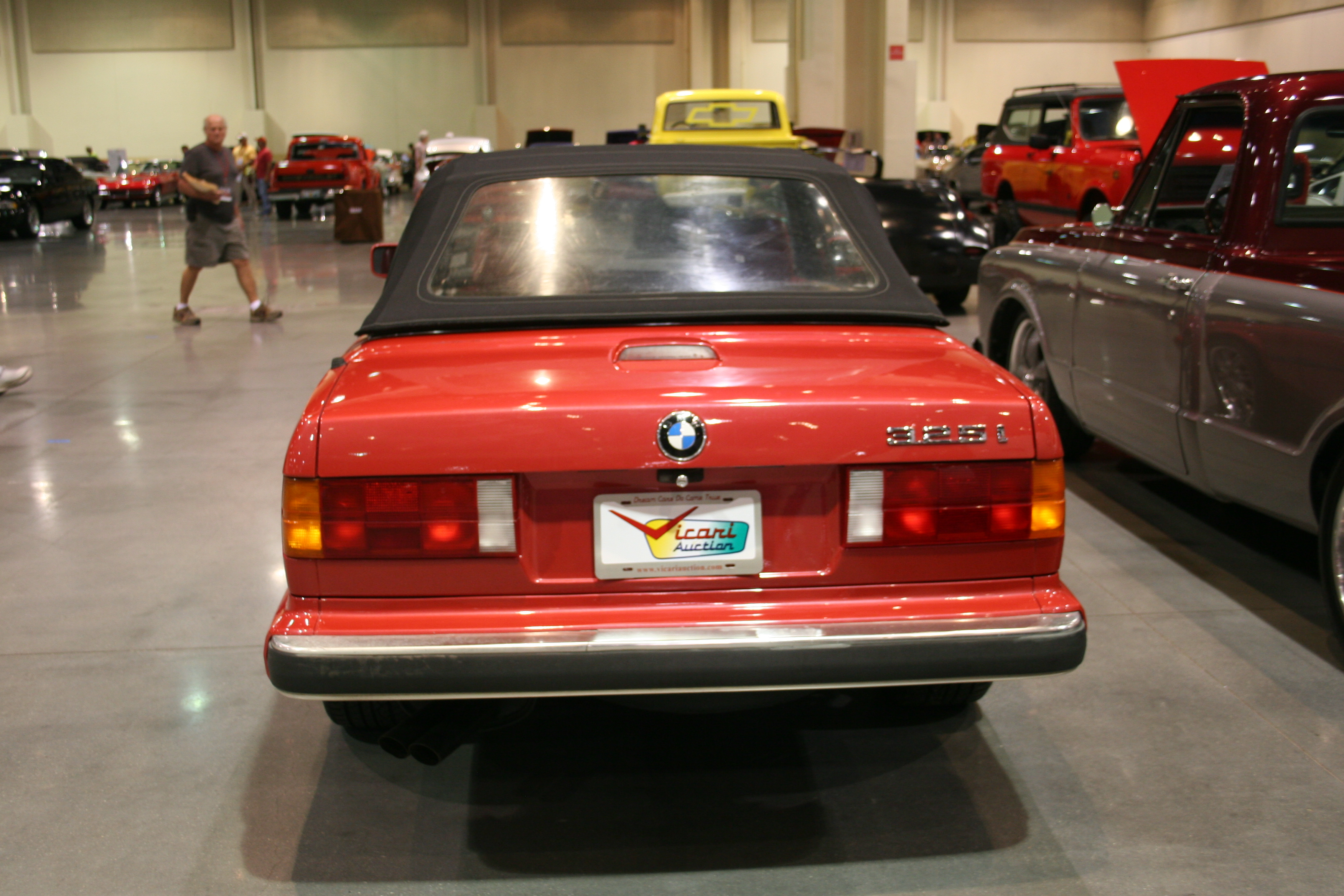 5th Image of a 1989 BMW 3 SERIES 325I