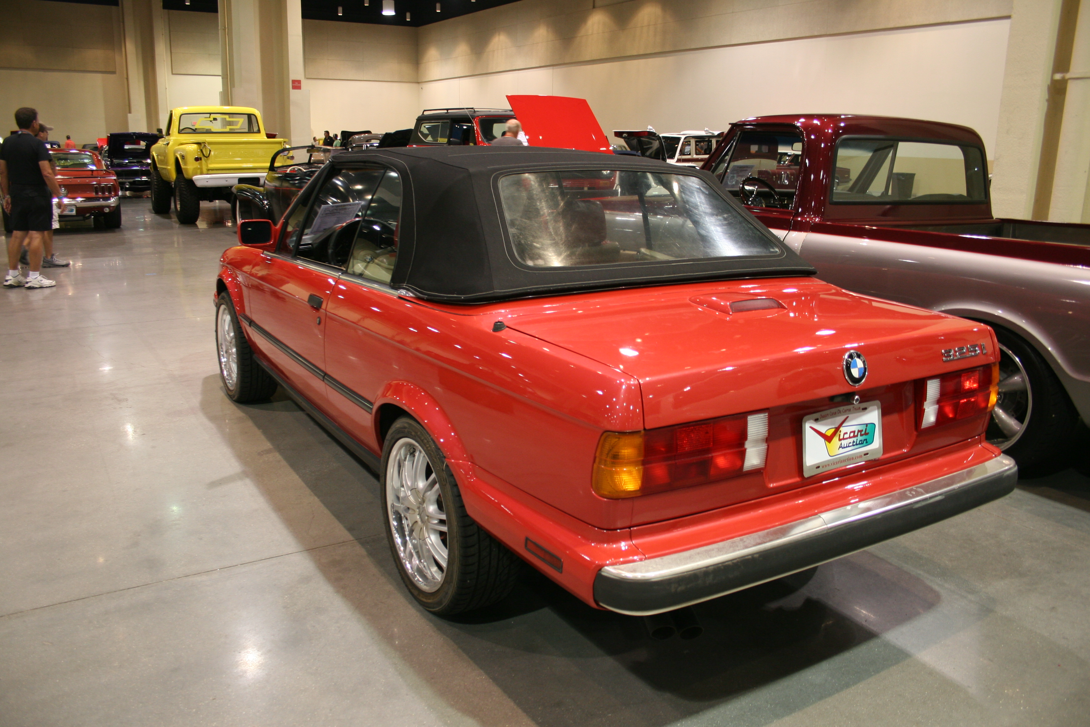 6th Image of a 1989 BMW 3 SERIES 325I