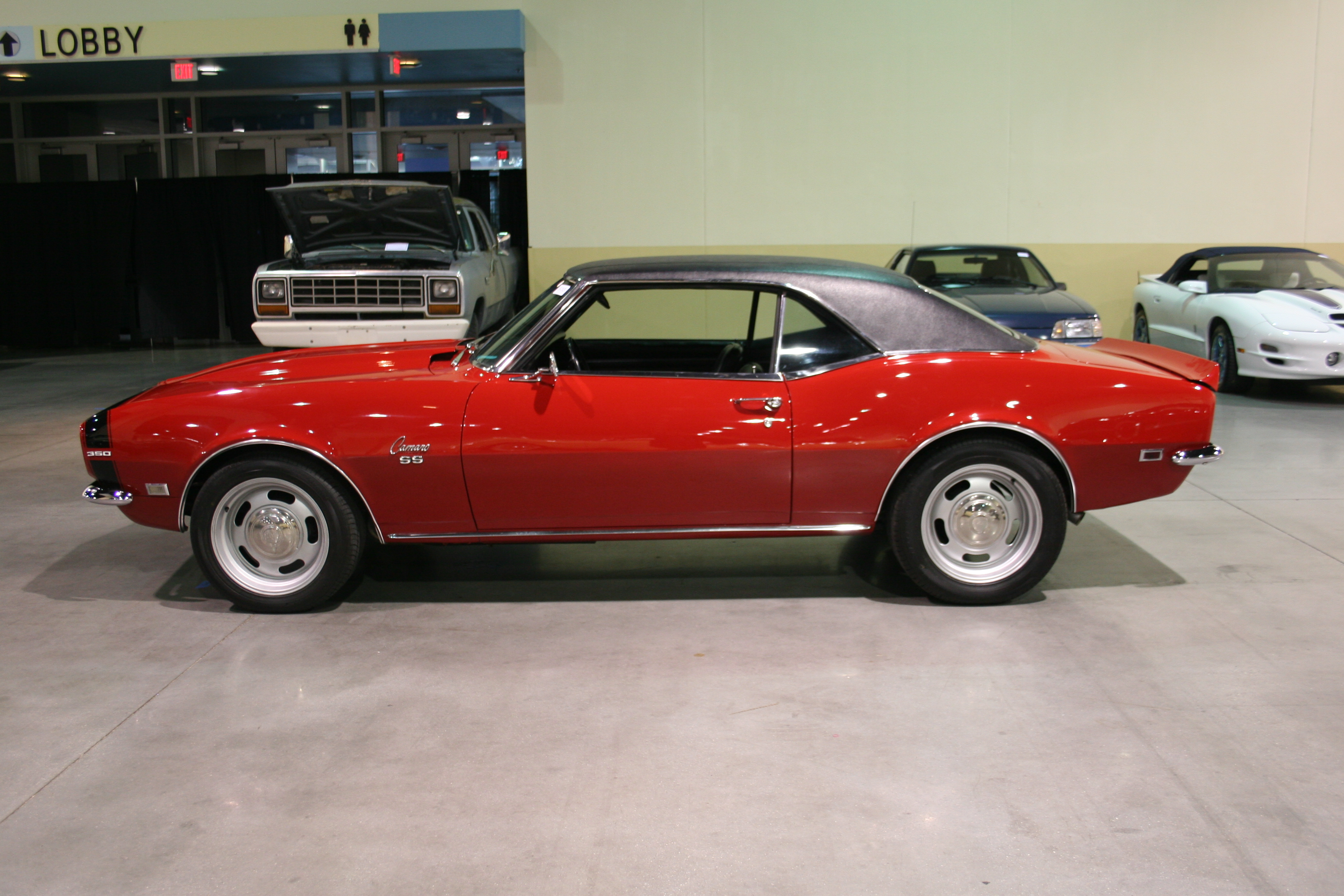 6th Image of a 1968 CHEVROLET CAMARO