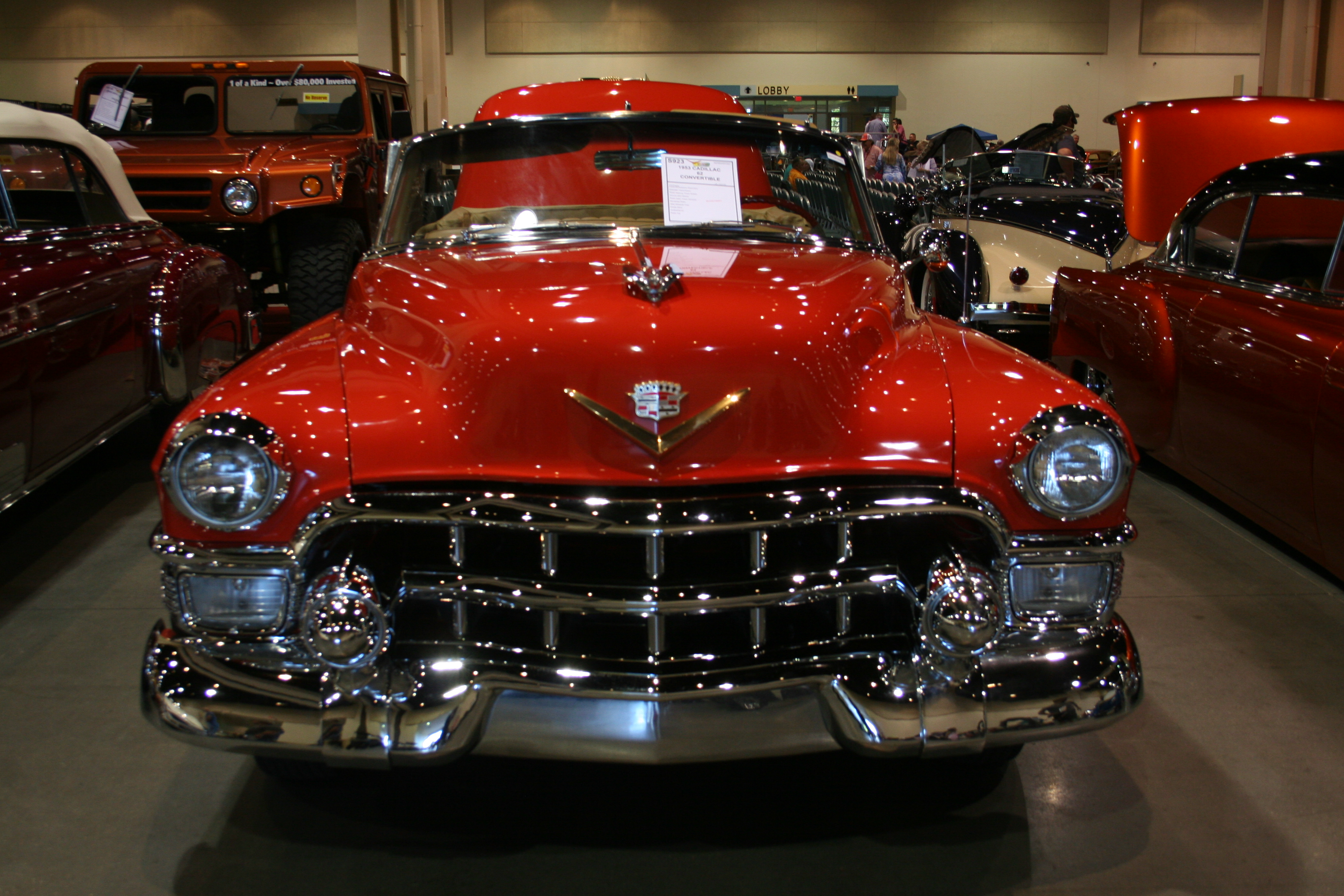 2nd Image of a 1953 CADILLAC 62