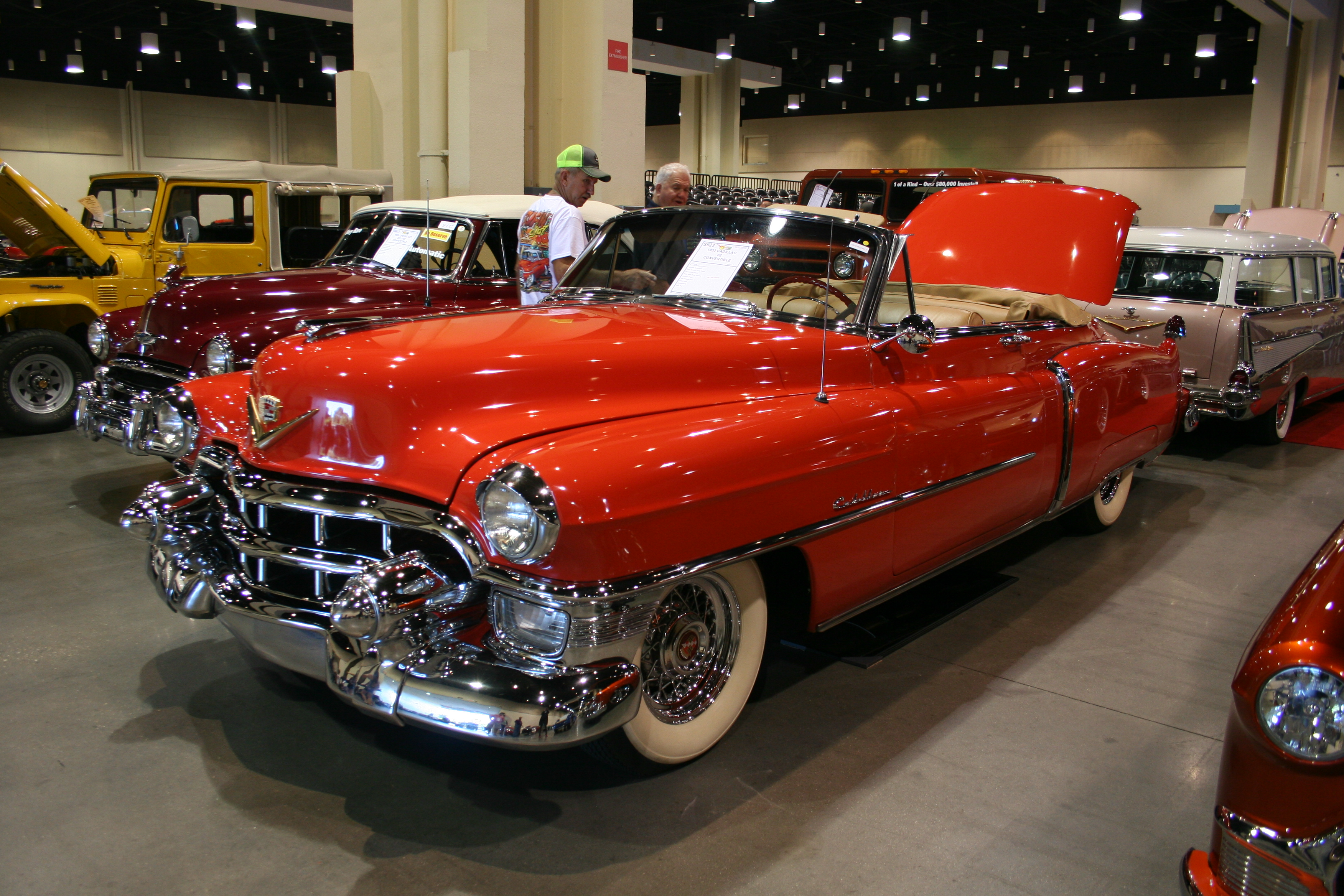 3rd Image of a 1953 CADILLAC 62