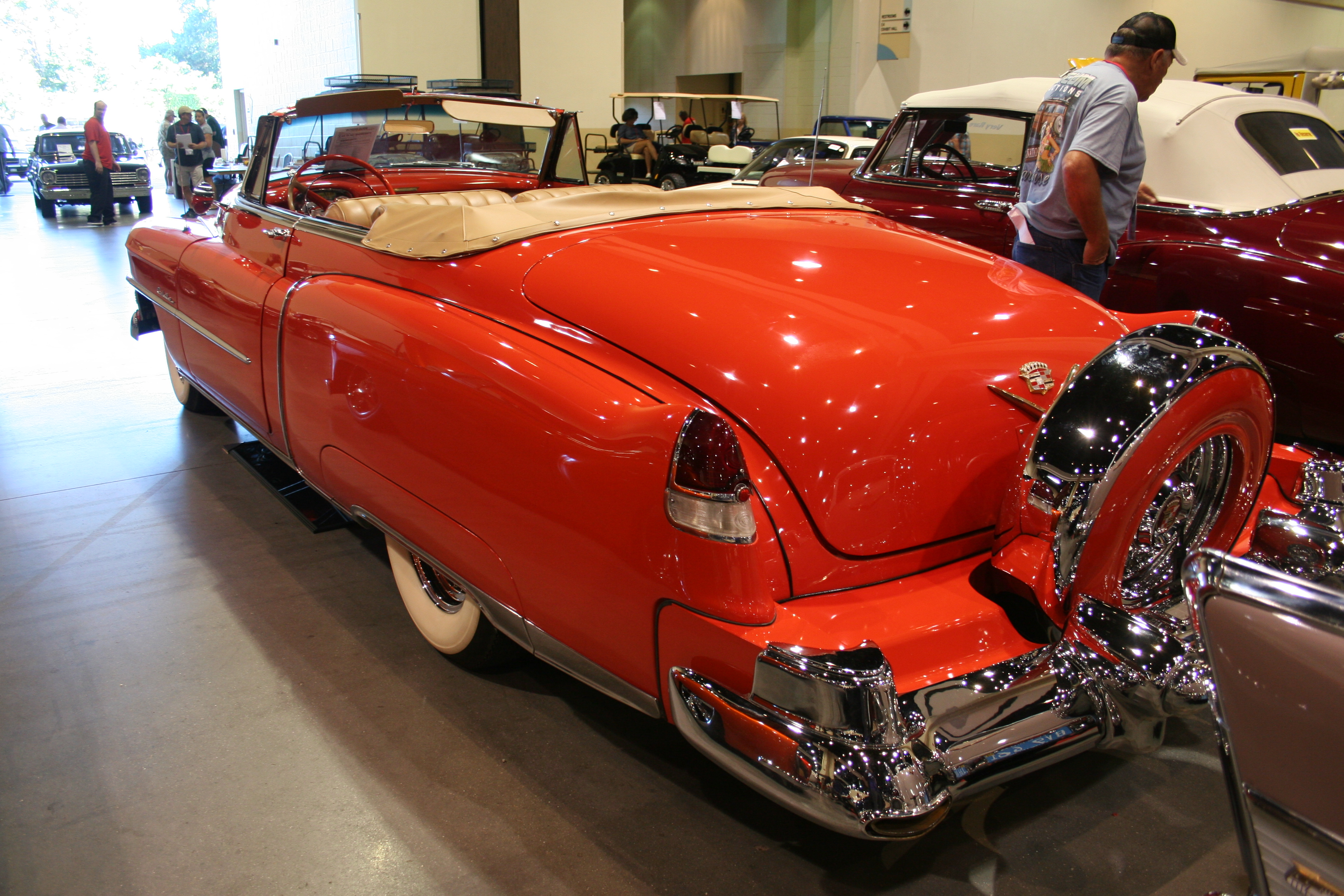 7th Image of a 1953 CADILLAC 62