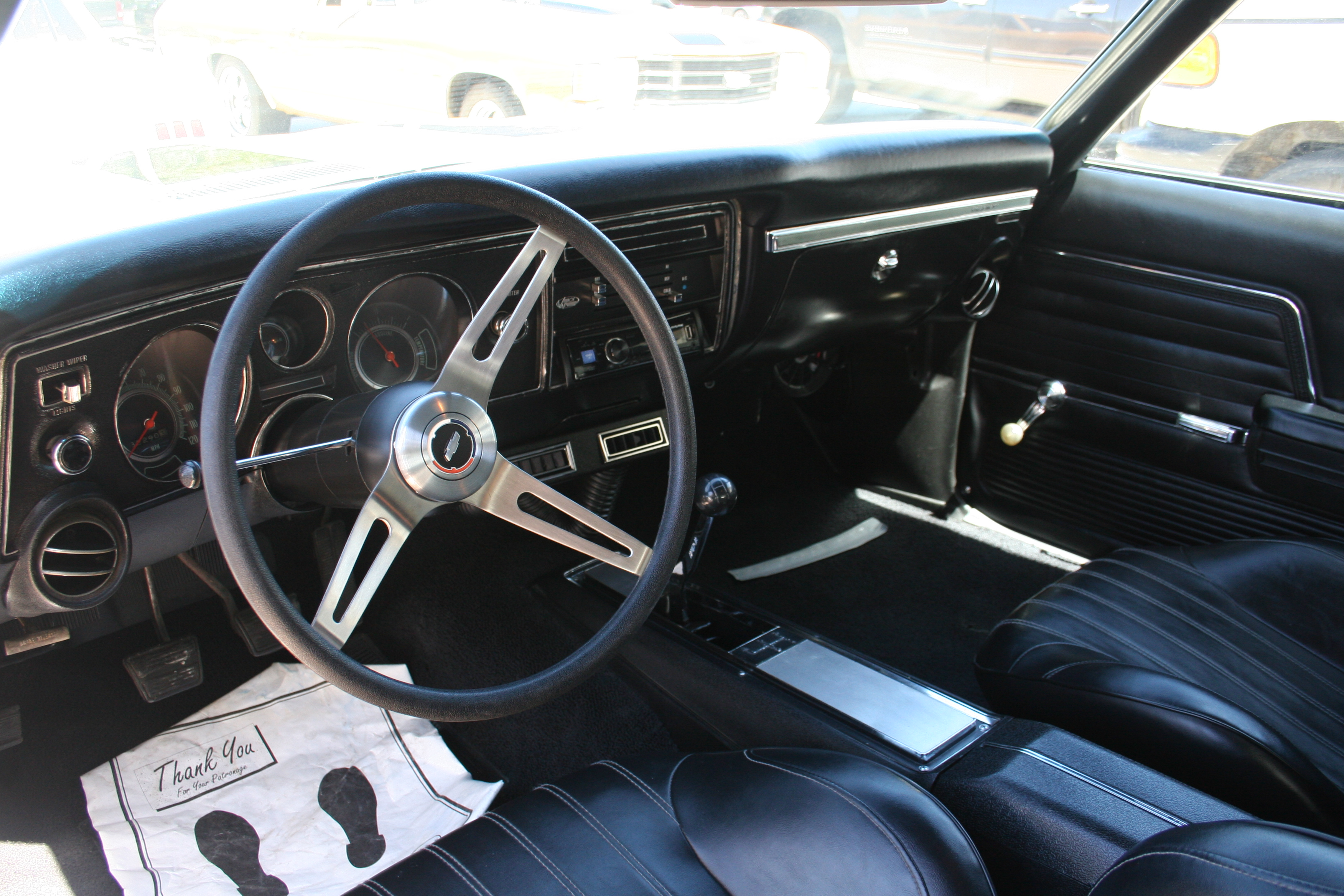 3rd Image of a 1969 CHEVROLET CHEVELLE