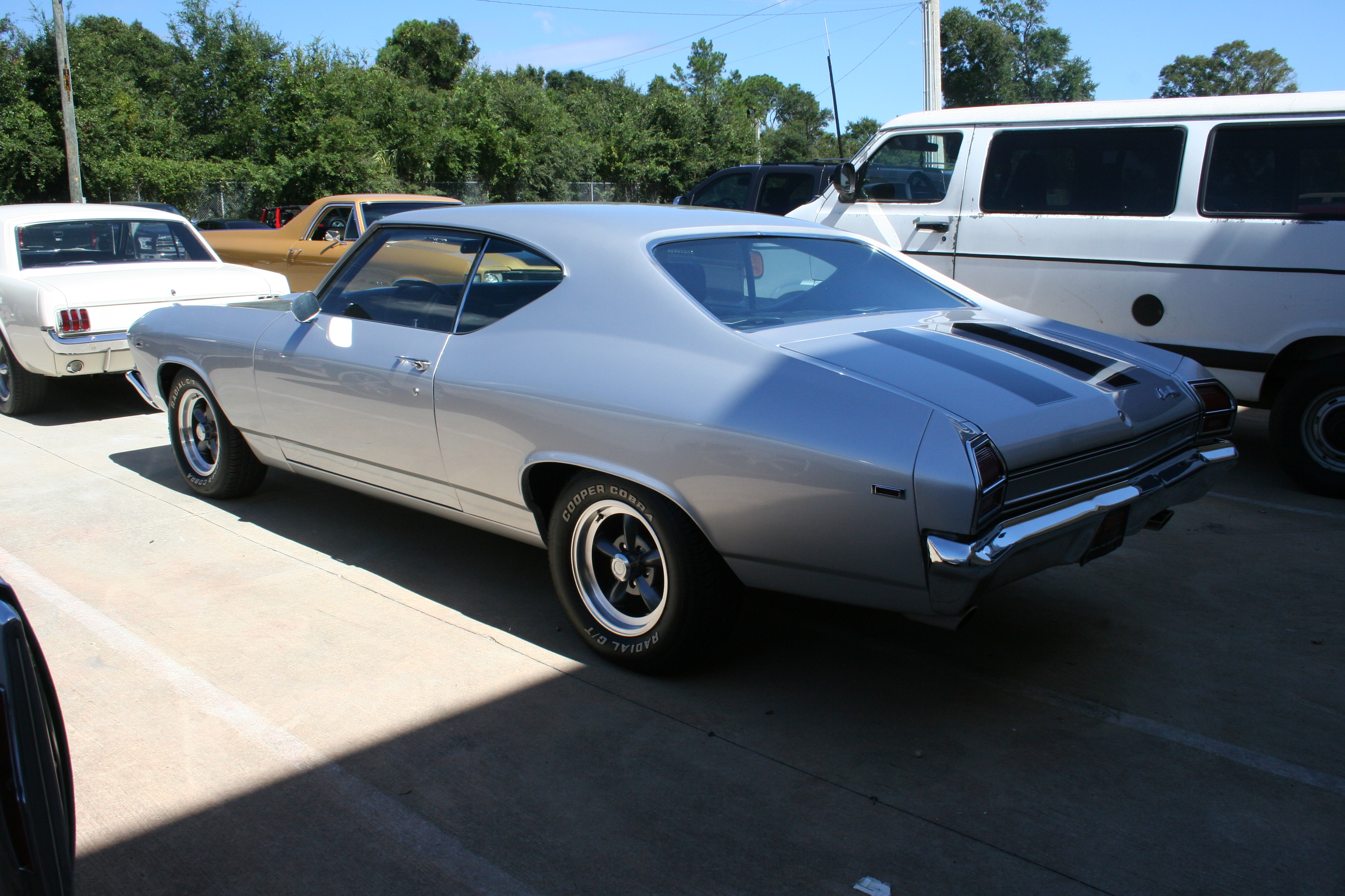 5th Image of a 1969 CHEVROLET CHEVELLE
