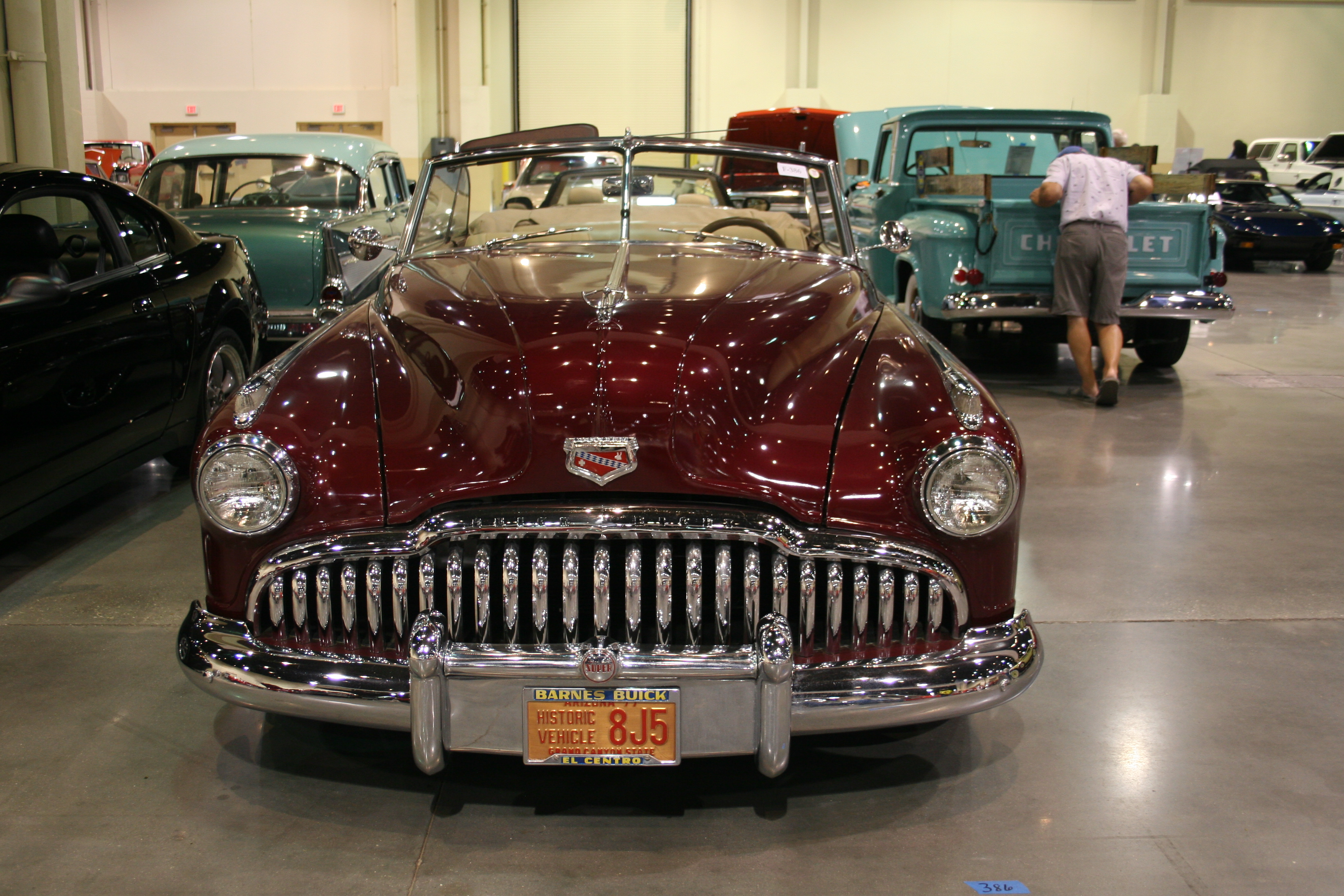 1st Image of a 1949 BUICK SUPER