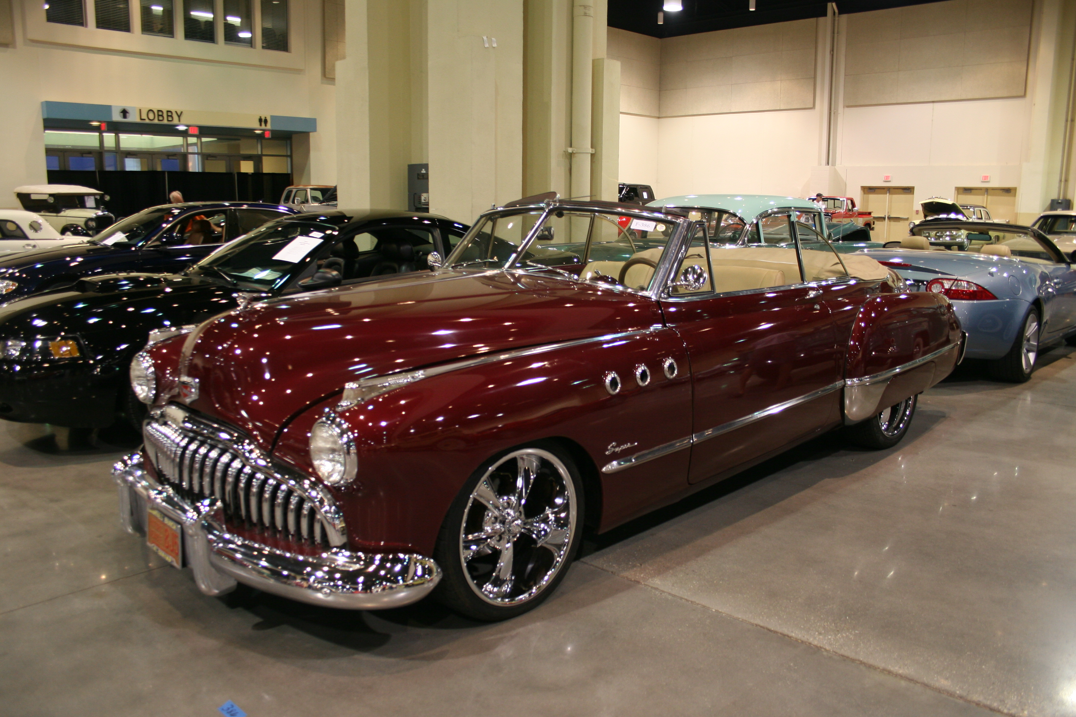 2nd Image of a 1949 BUICK SUPER