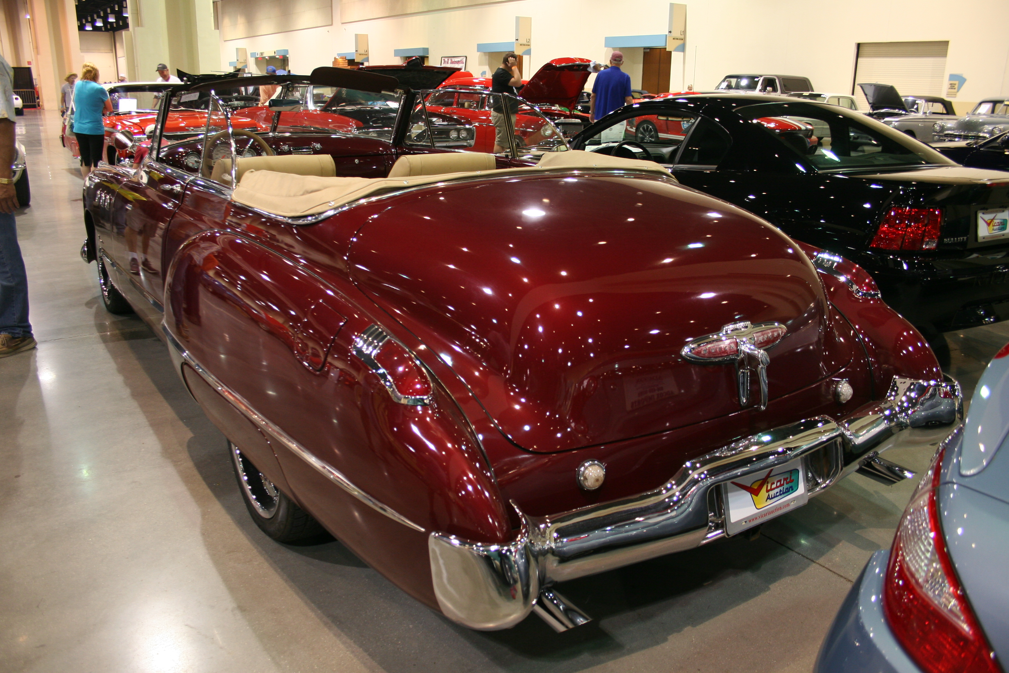 5th Image of a 1949 BUICK SUPER