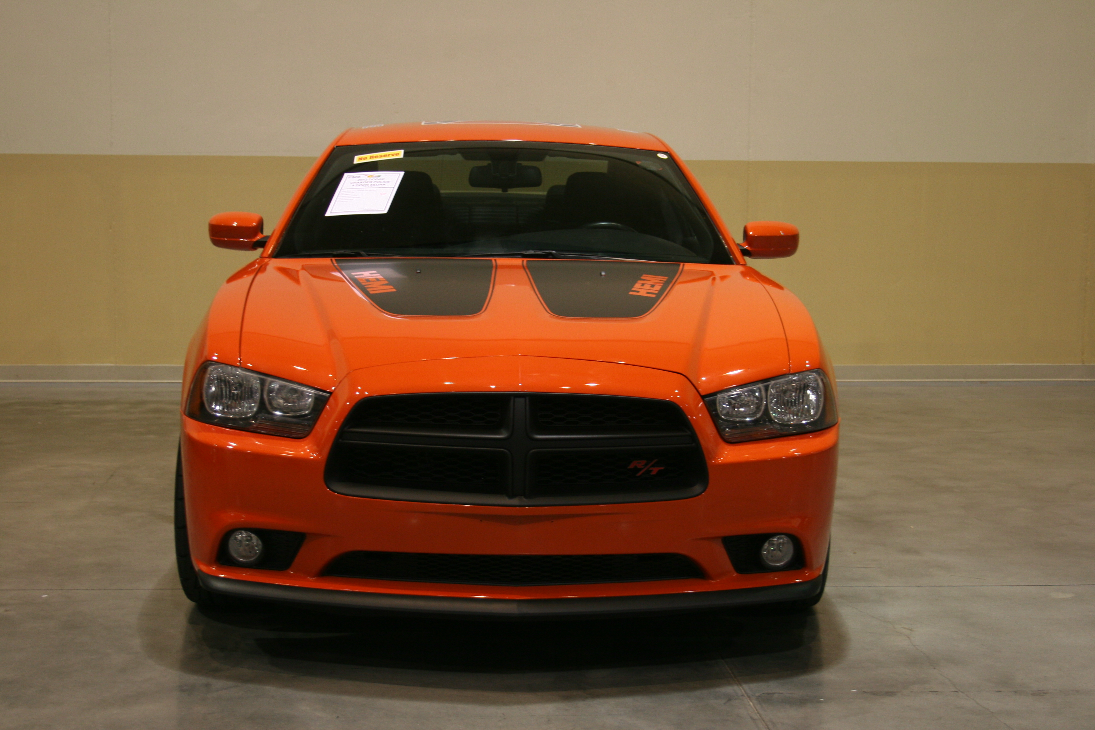 1st Image of a 2012 DODGE CHARGER POLICE
