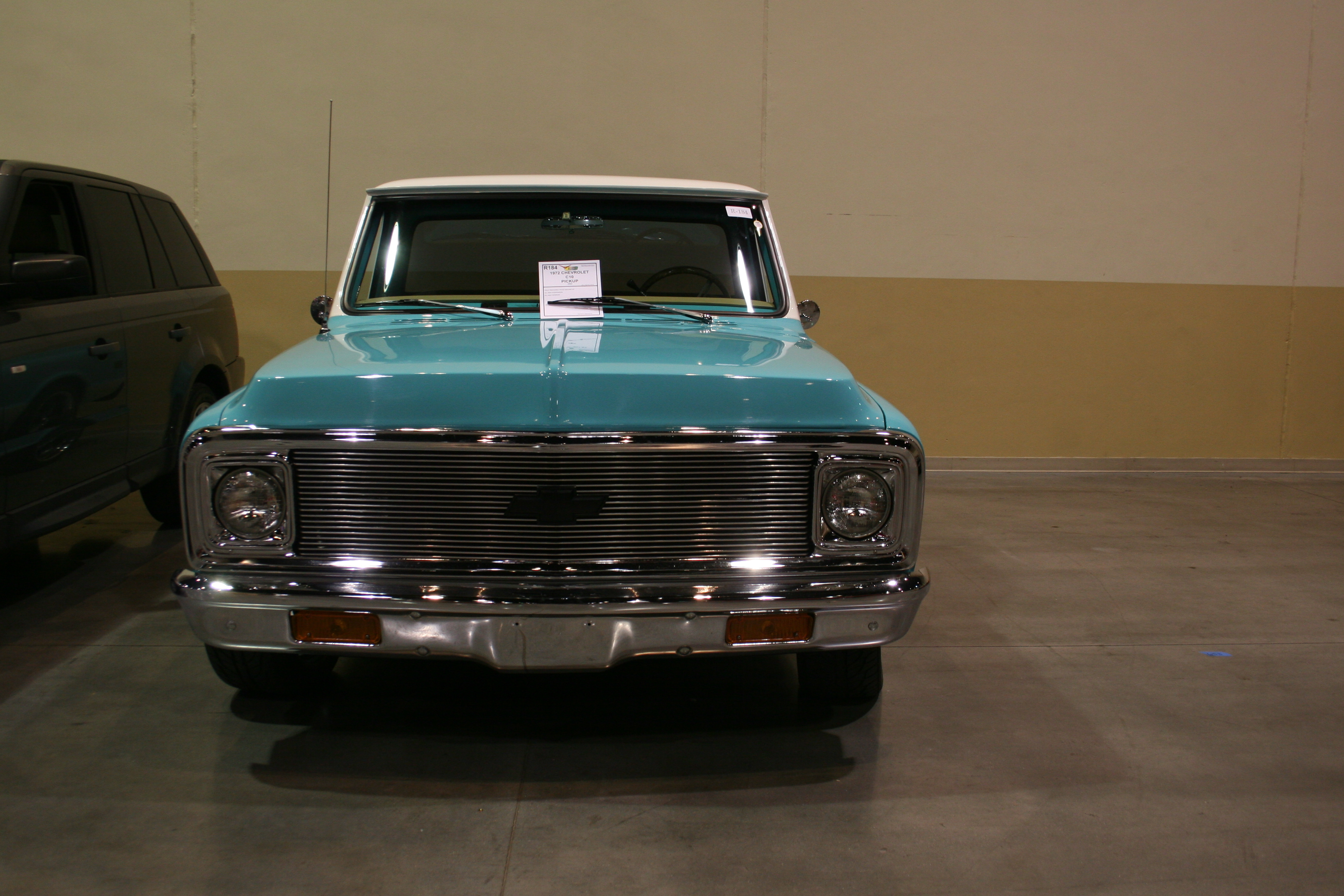 1st Image of a 1972 CHEVROLET C10