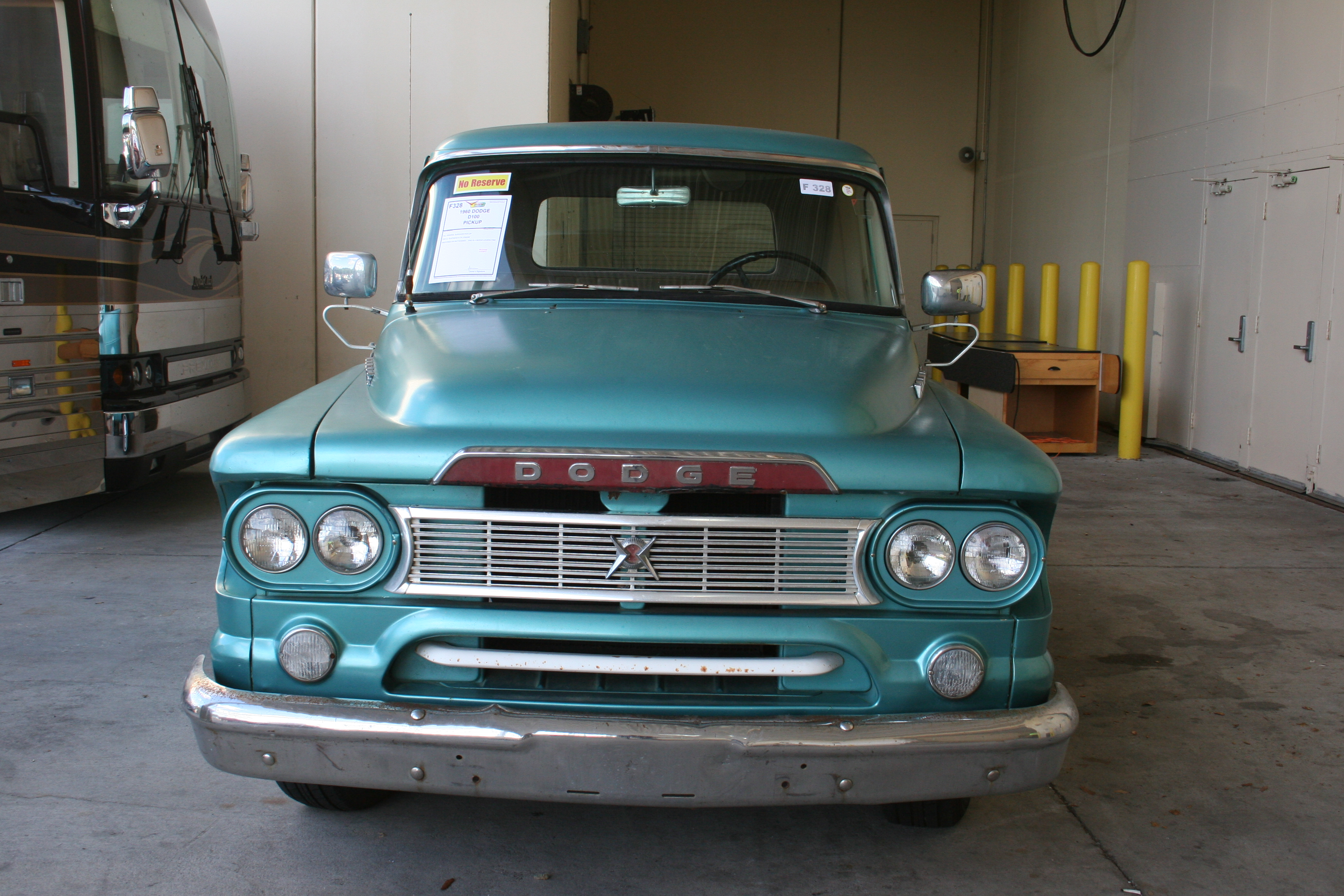 1st Image of a 1960 DODGE D100