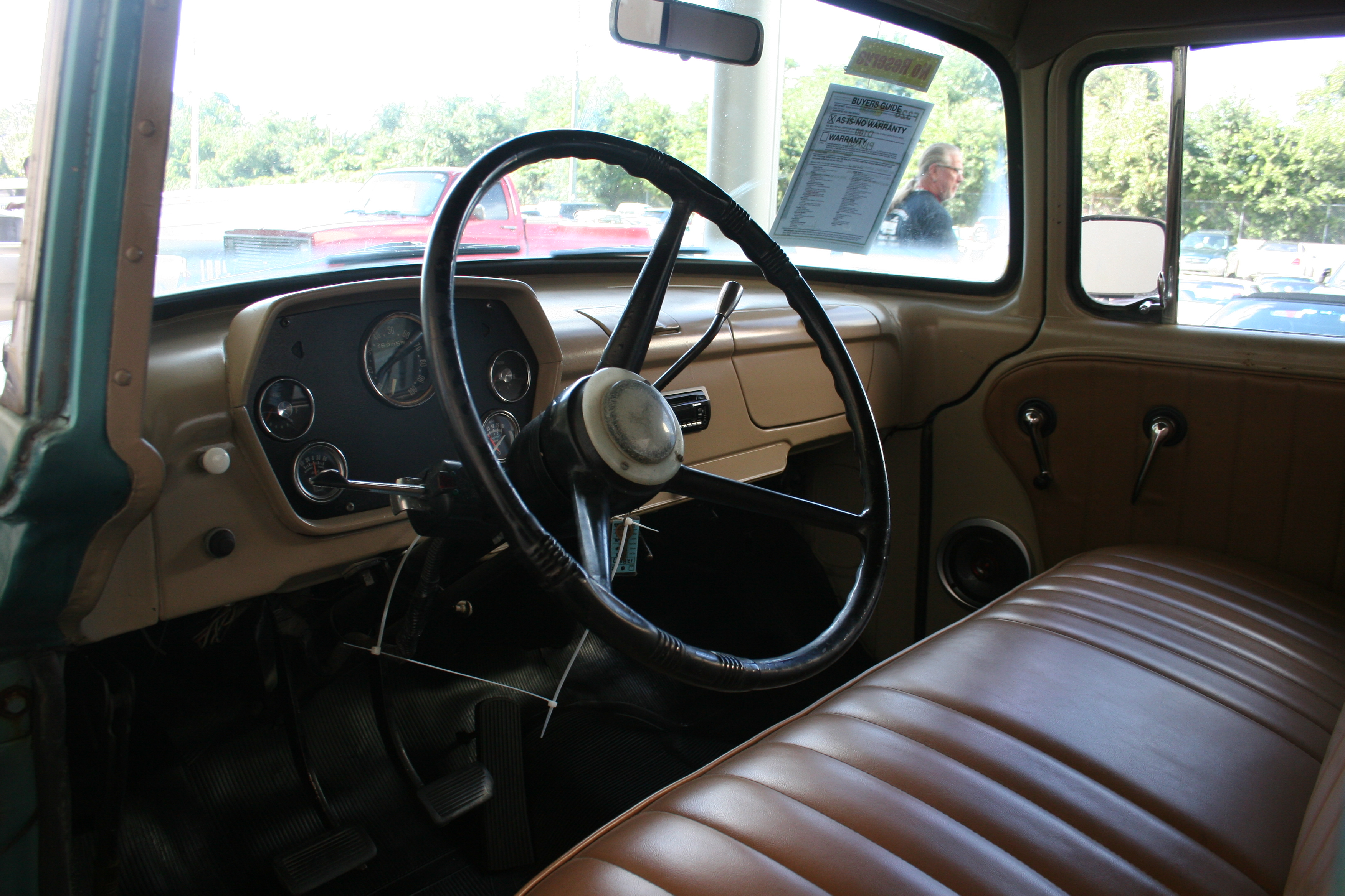 3rd Image of a 1960 DODGE D100